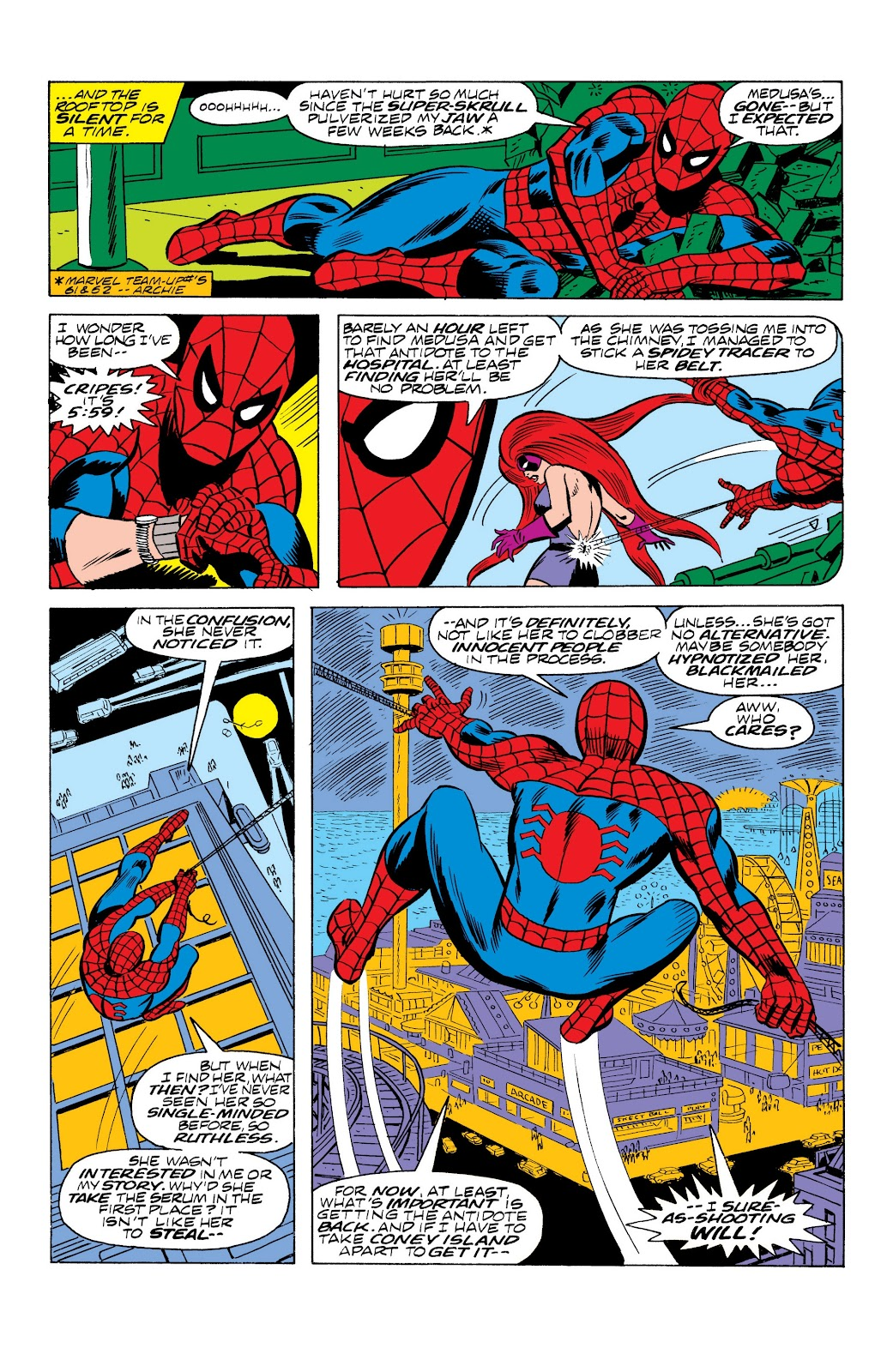 Read online Marvel Masterworks: The Spectacular Spider-Man comic -  Issue # TPB (Part 2) - 83