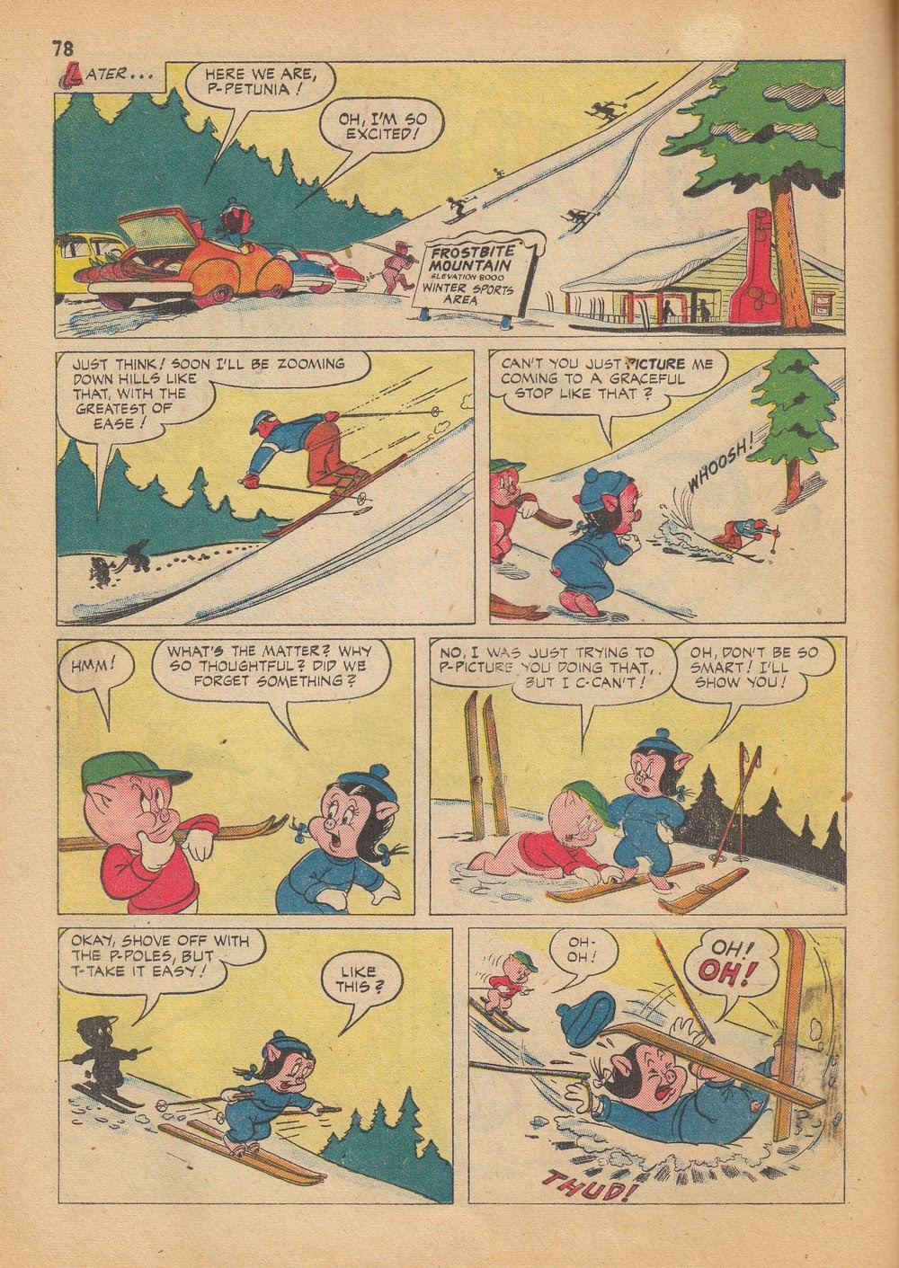 Bugs Bunny's Christmas Funnies issue TPB 4 - Page 80