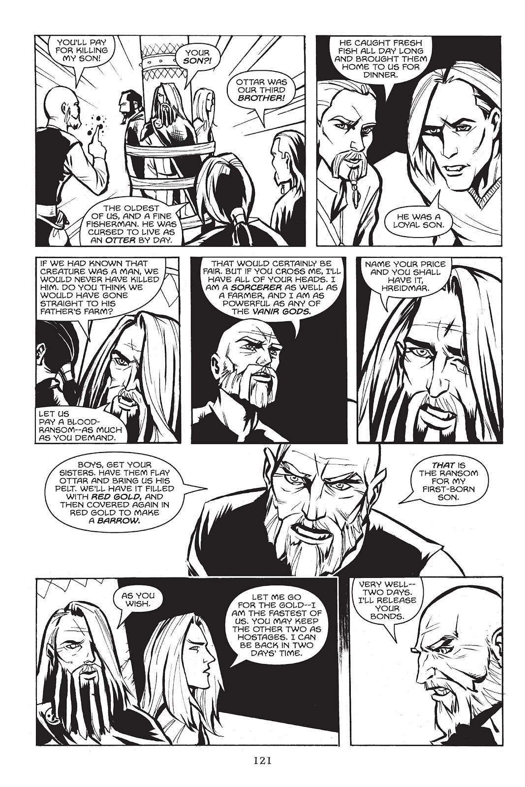 Read online Gods of Asgard comic -  Issue # TPB (Part 2) - 23