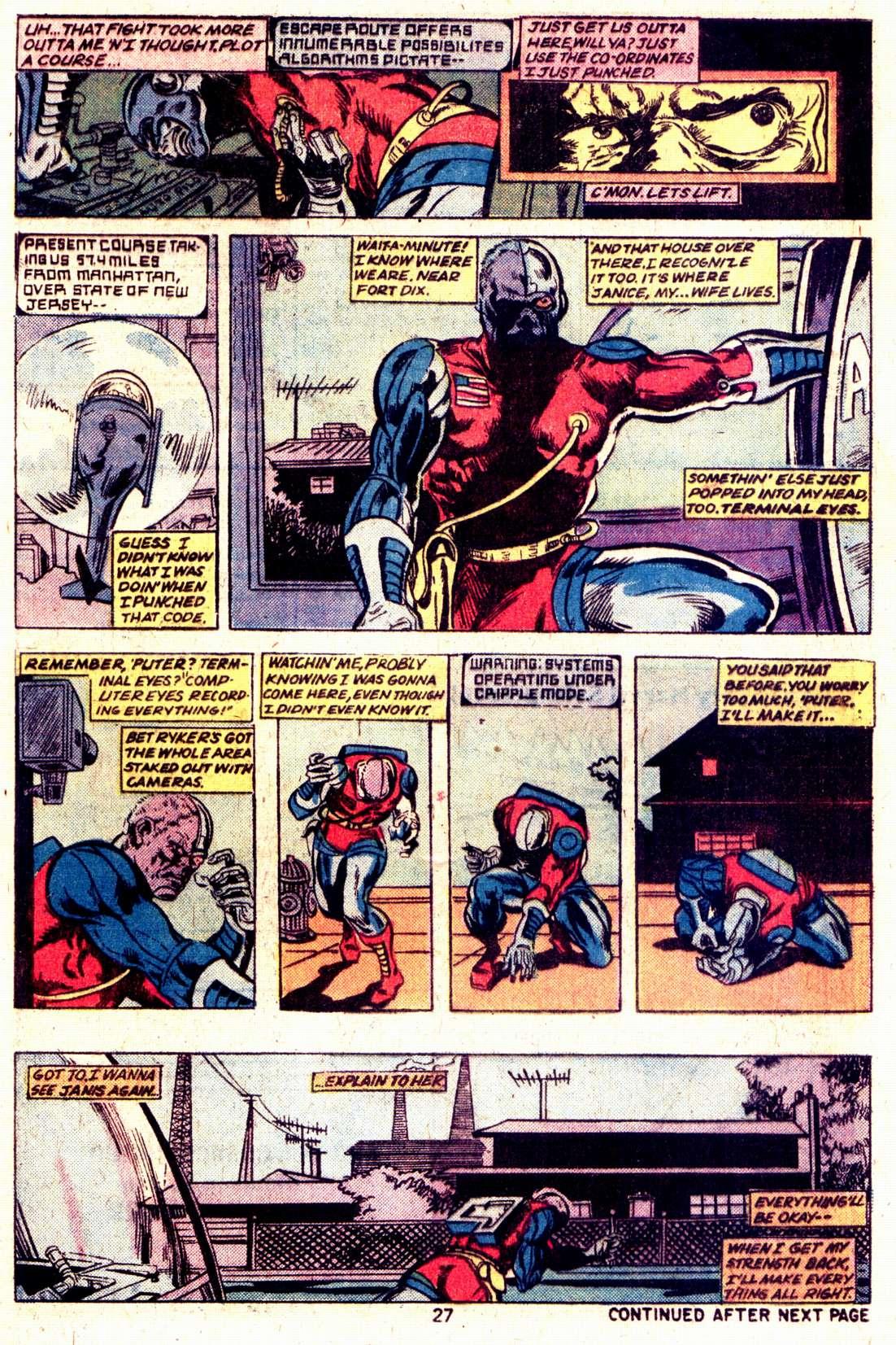 Read online Astonishing Tales (1970) comic -  Issue #27 - 15
