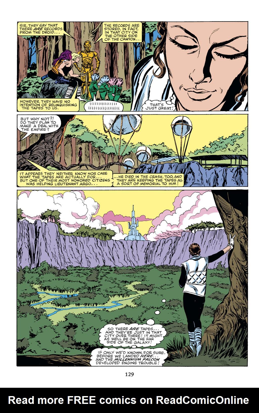 Read online Star Wars Omnibus comic -  Issue # Vol. 18 - 119