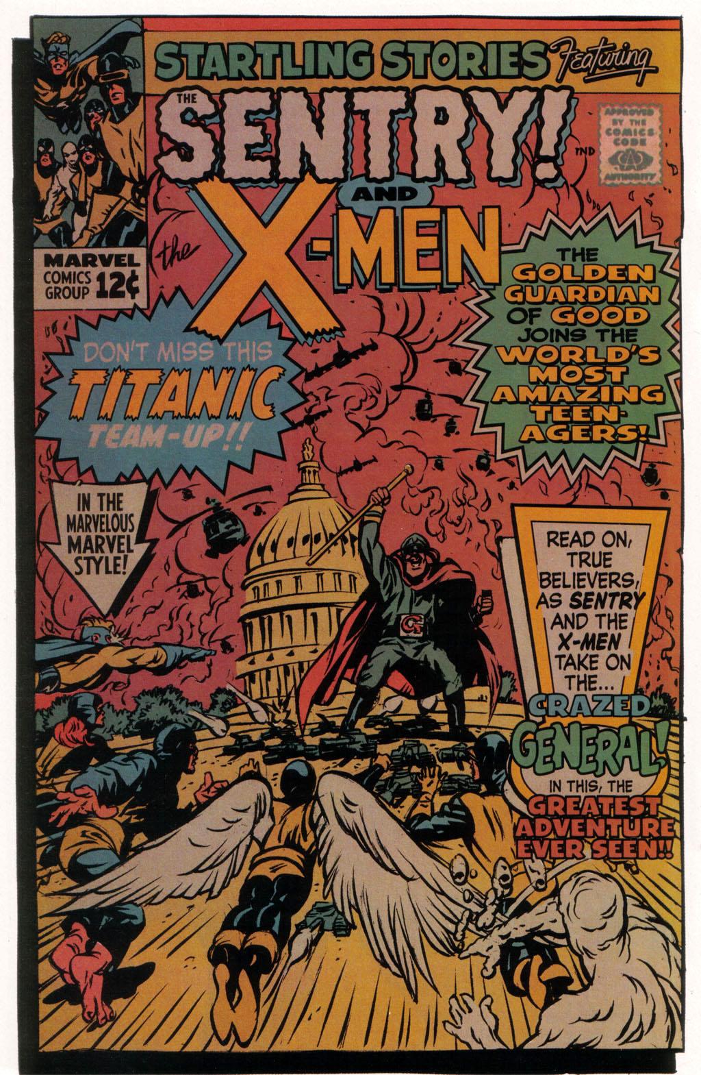 Read online Sentry/X-Men comic -  Issue # Full - 21
