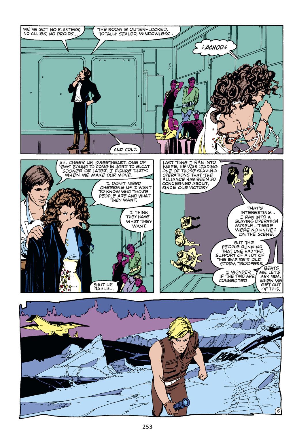 Read online Star Wars Omnibus comic -  Issue # Vol. 21 - 243