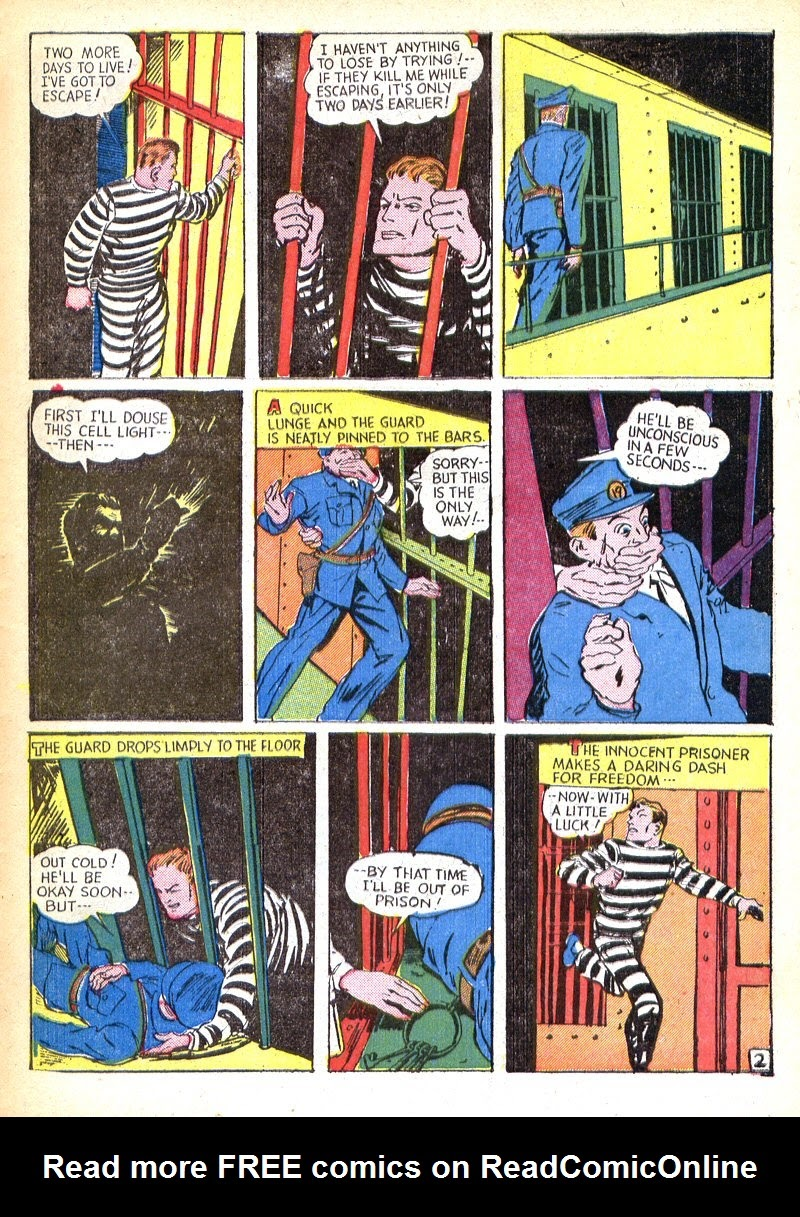 Green Hornet Comics issue 7 - Page 51