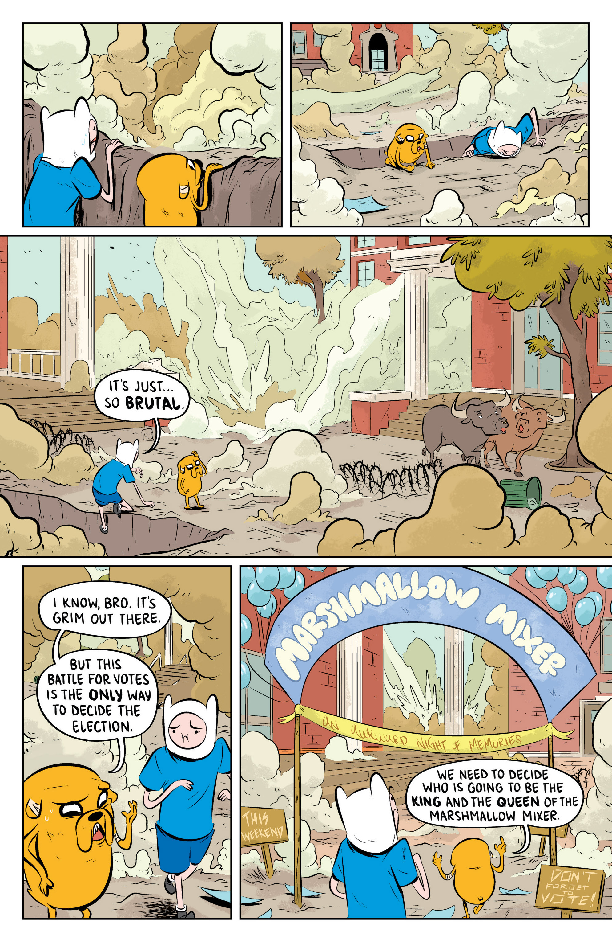 Read online Adventure Time: The Flip Side comic -  Issue #4 - 10
