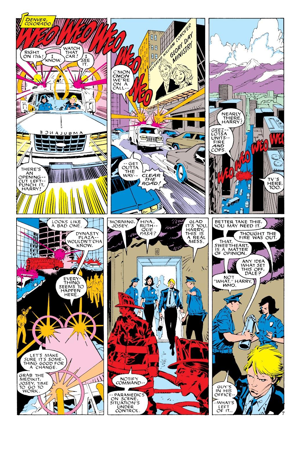 Uncanny X-Men (1963) issue 232 - Page 8