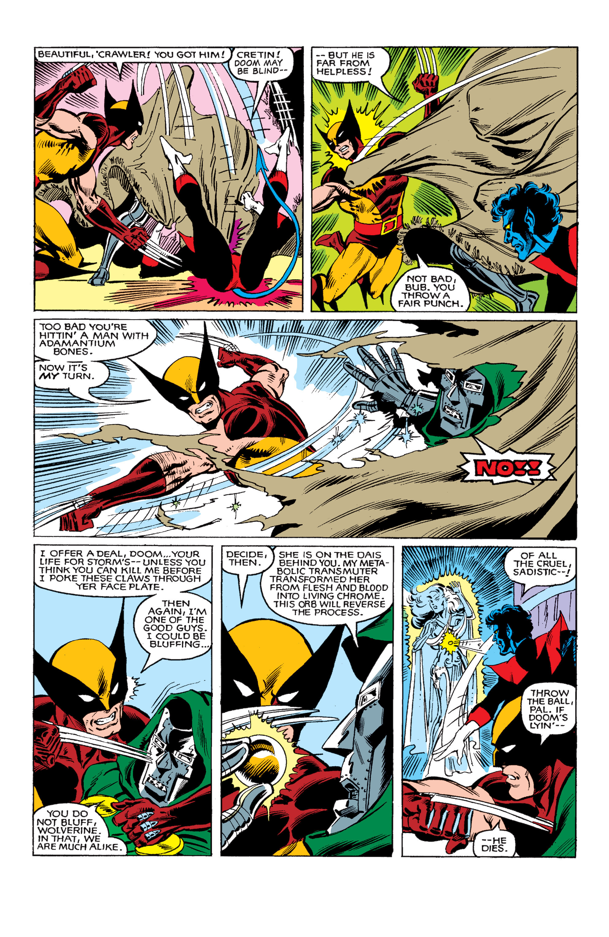 Read online Uncanny X-Men (1963) comic -  Issue #147 - 16