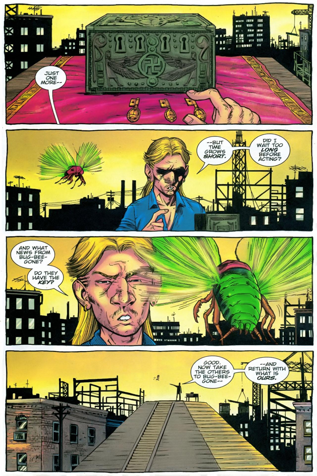 Read online The Exterminators comic -  Issue #28 - 11
