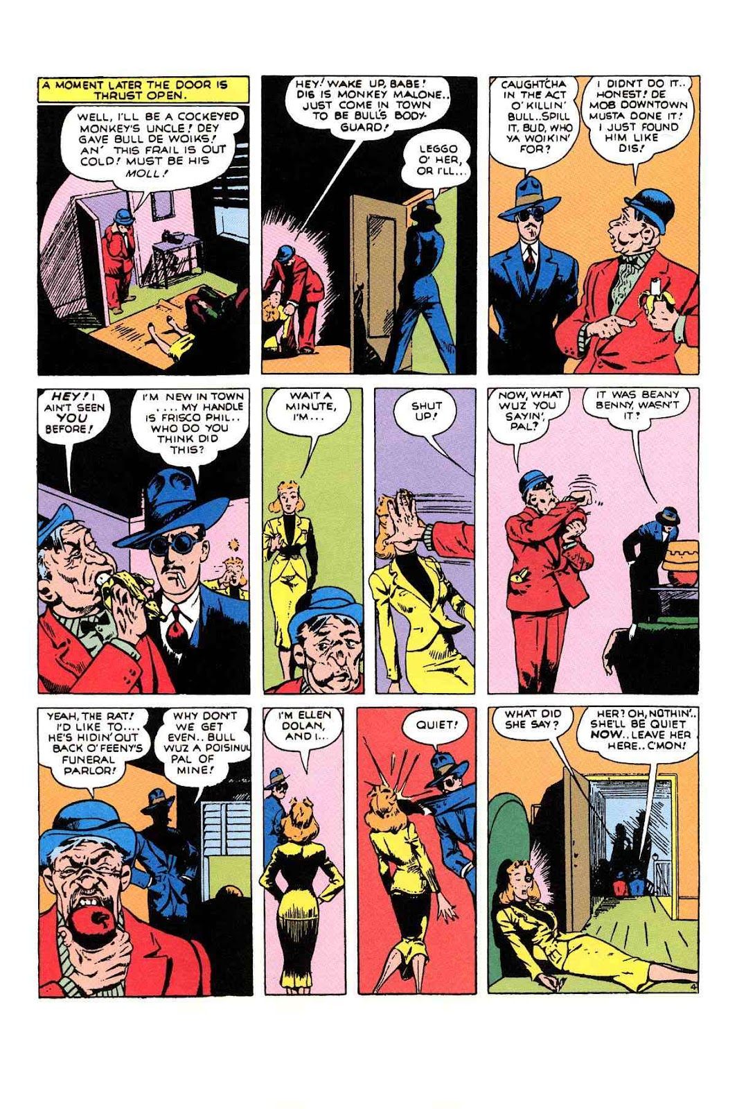 Read online Will Eisner's The Spirit Archives comic -  Issue # TPB 1 (Part 2) - 59