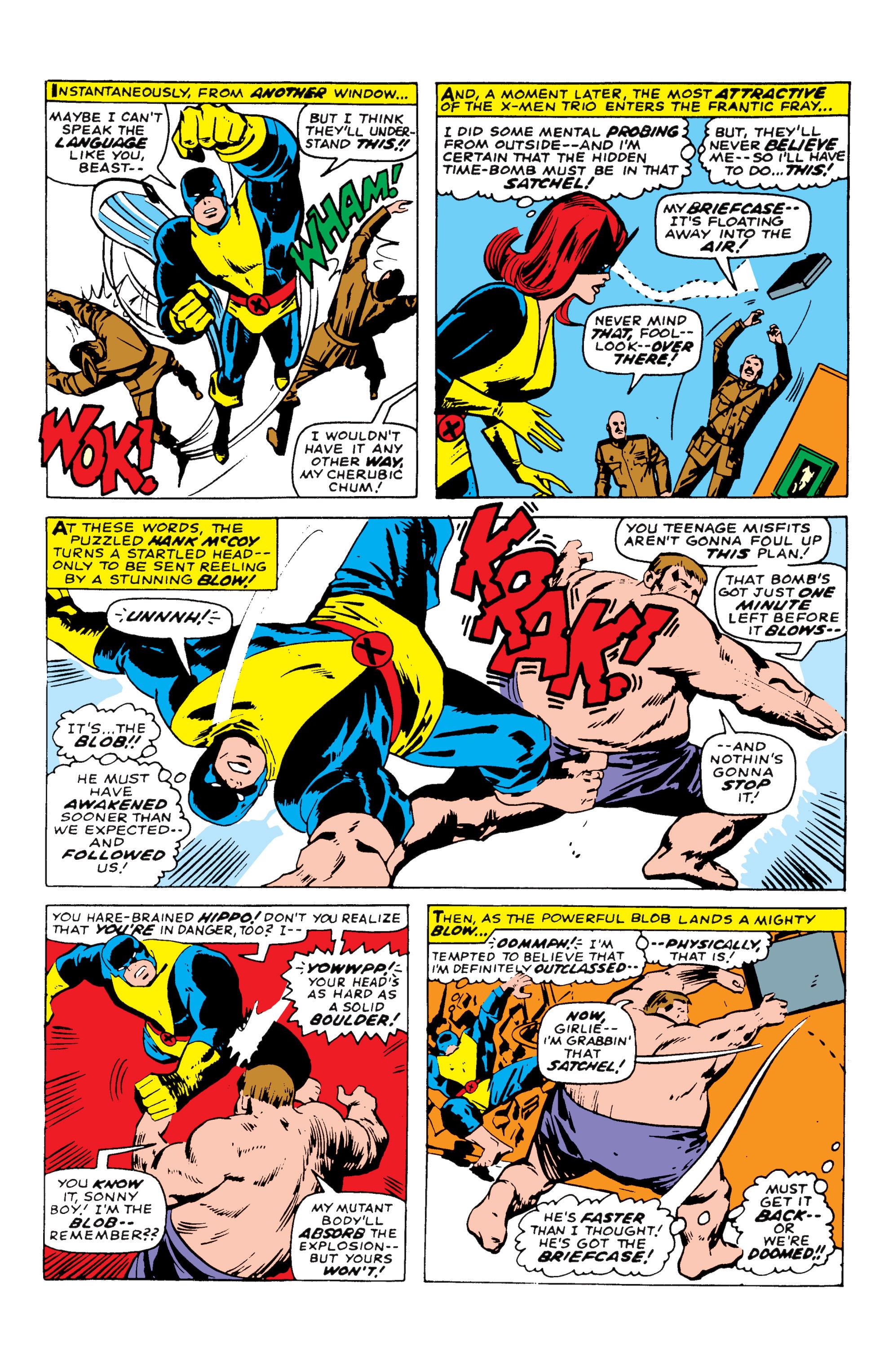 Uncanny X-Men (1963) 39 Page 5