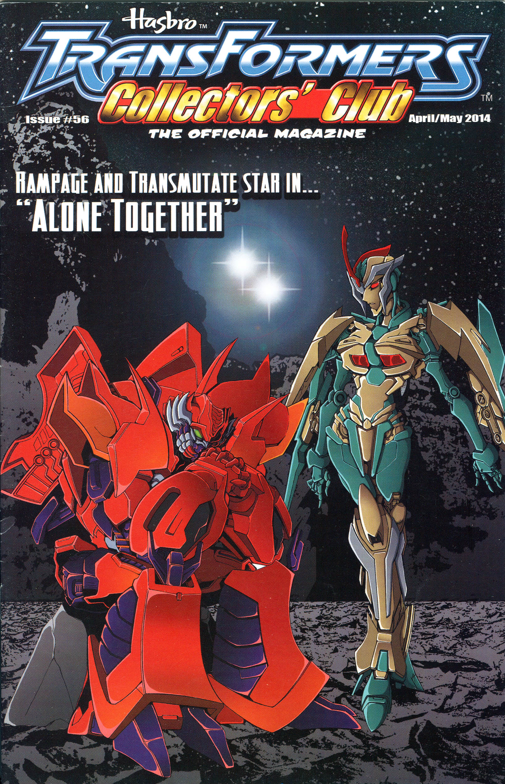 Read online Transformers: Collectors' Club comic -  Issue #56 - 1