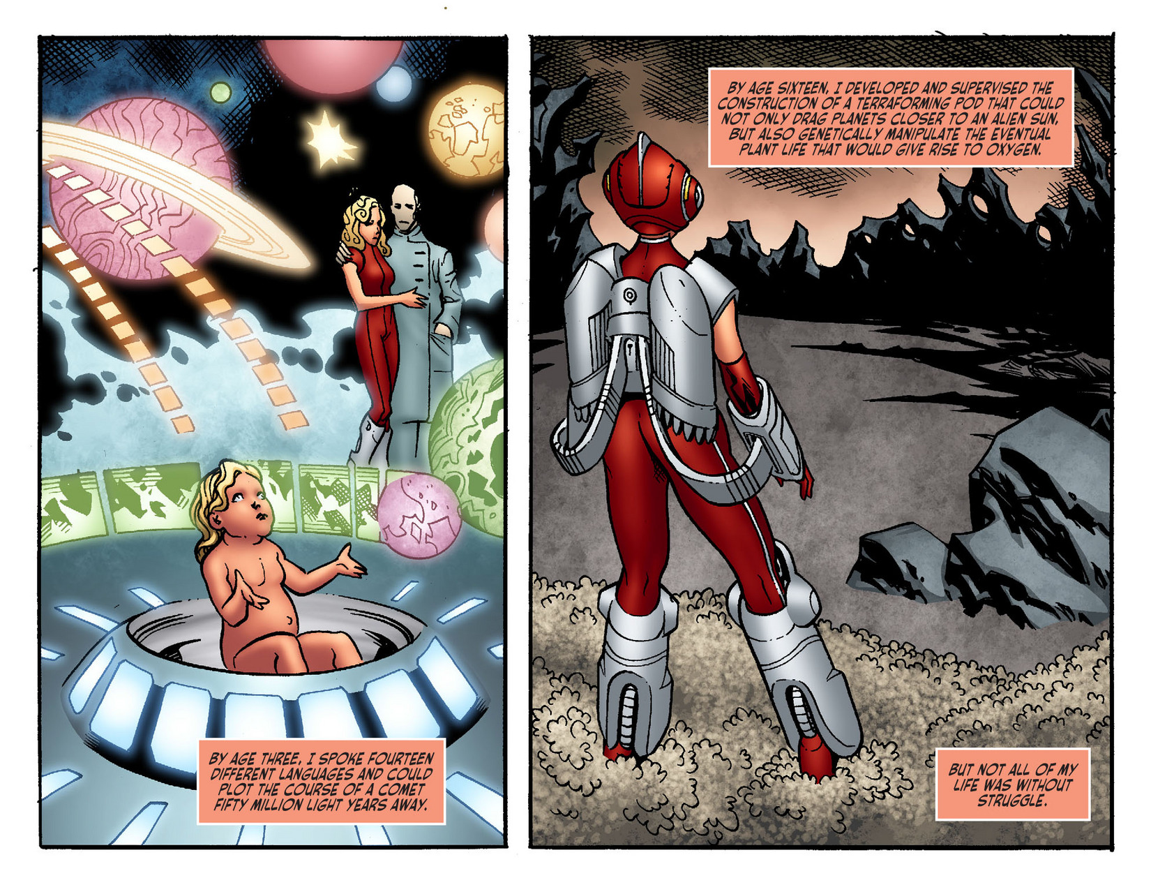 Read online Ame-Comi Girls comic -  Issue #15 - 9