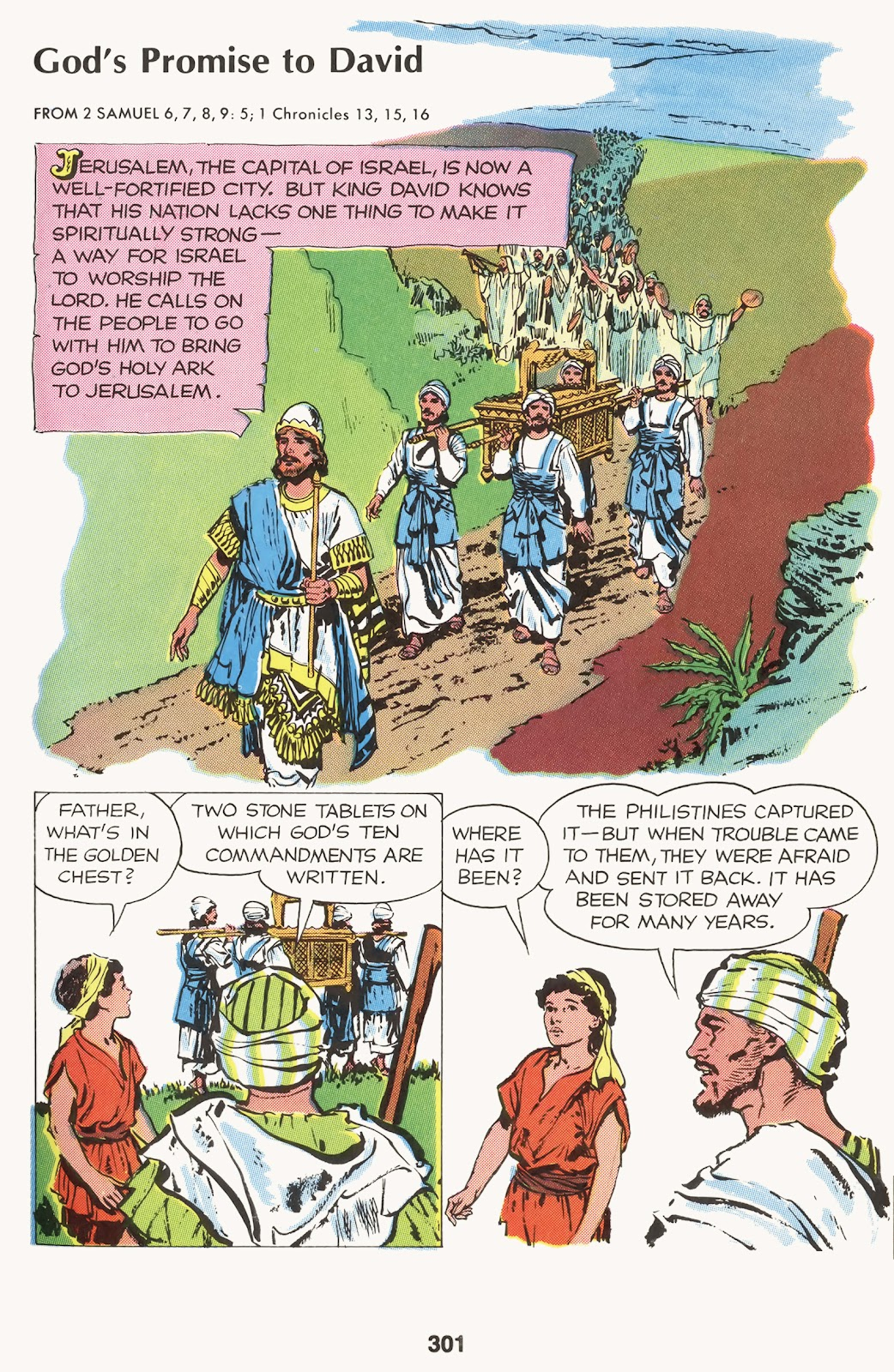 The Picture Bible issue TPB (Part 4) - Page 4