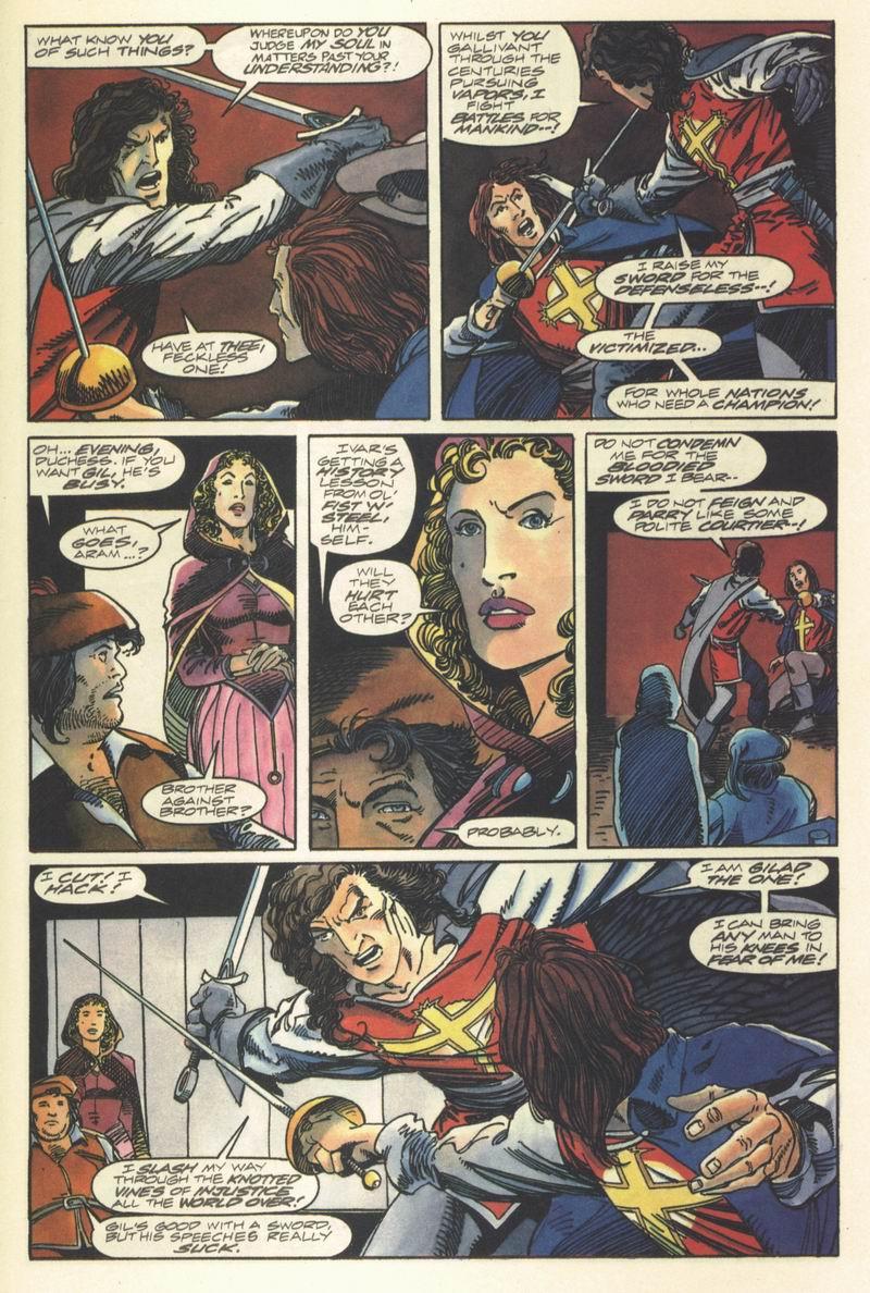 Read online Eternal Warrior (1992) comic -  Issue #8 - 31