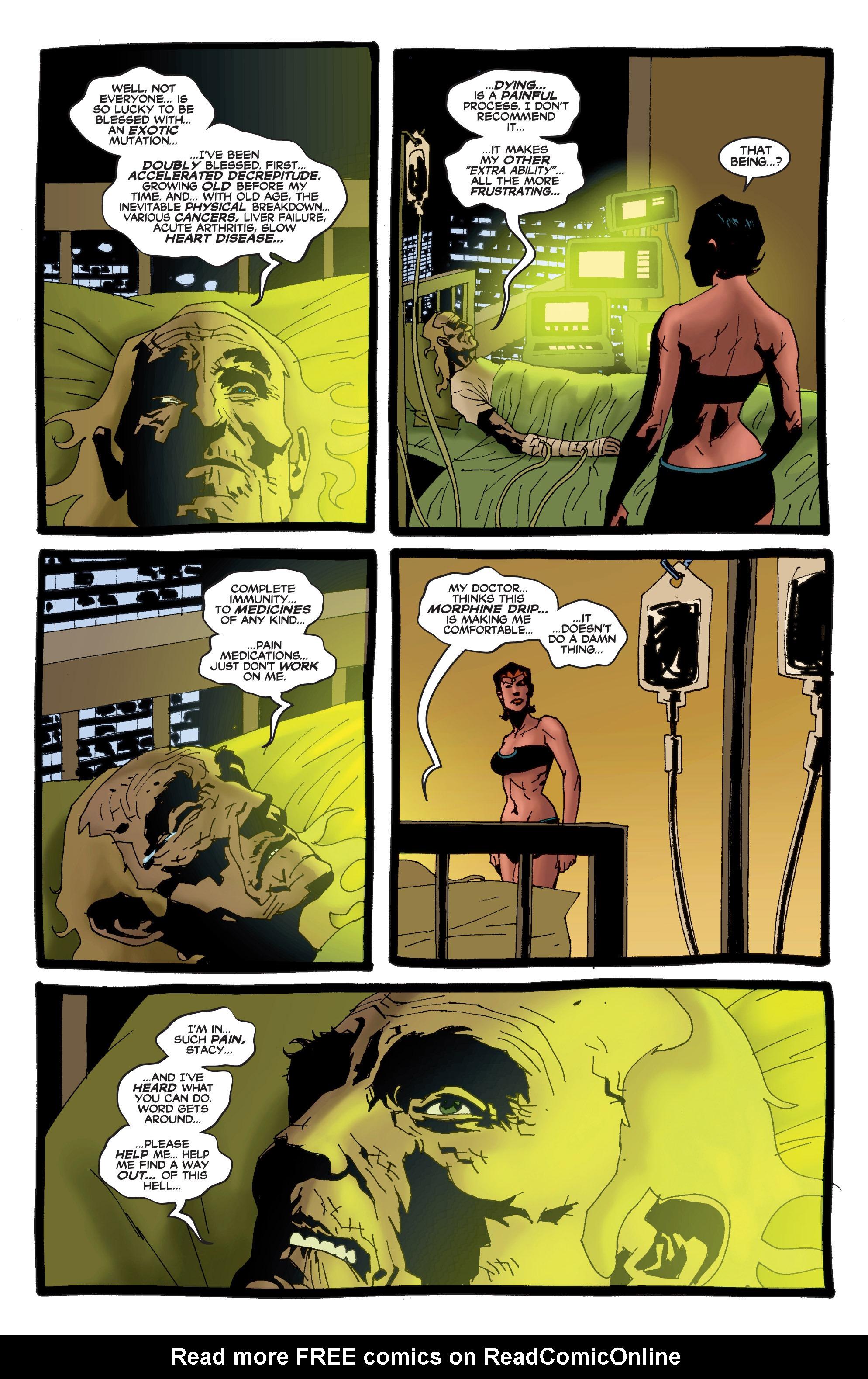 Read online Uncanny X-Men (1963) comic -  Issue #408 - 16