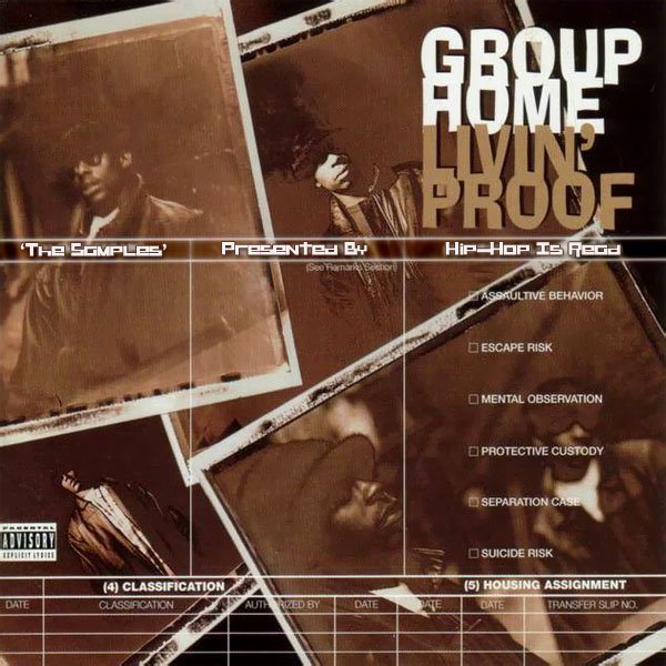 """HIP-HOP: IT'S ALIVE: Album Review: """"Livin' Proof"""" - Group ..."""