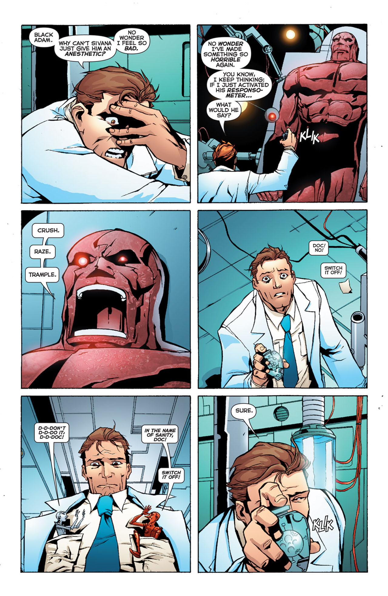 Read online 52 comic -  Issue #47 - 9