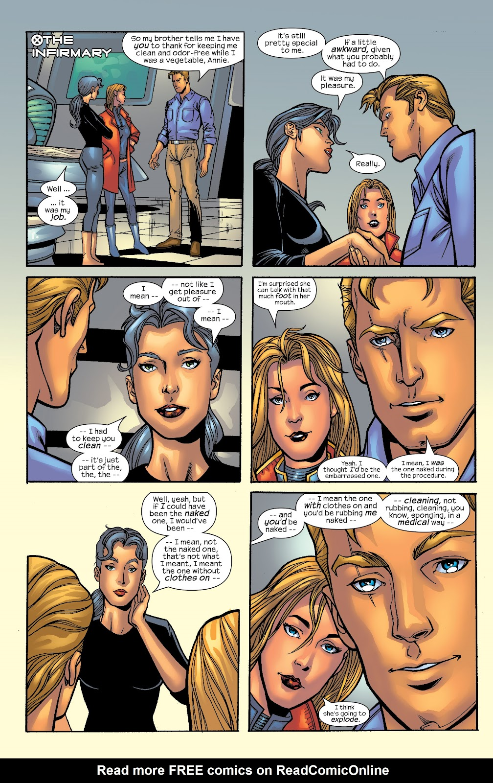 Read online X-Men: Unstoppable comic -  Issue # TPB (Part 4) - 30