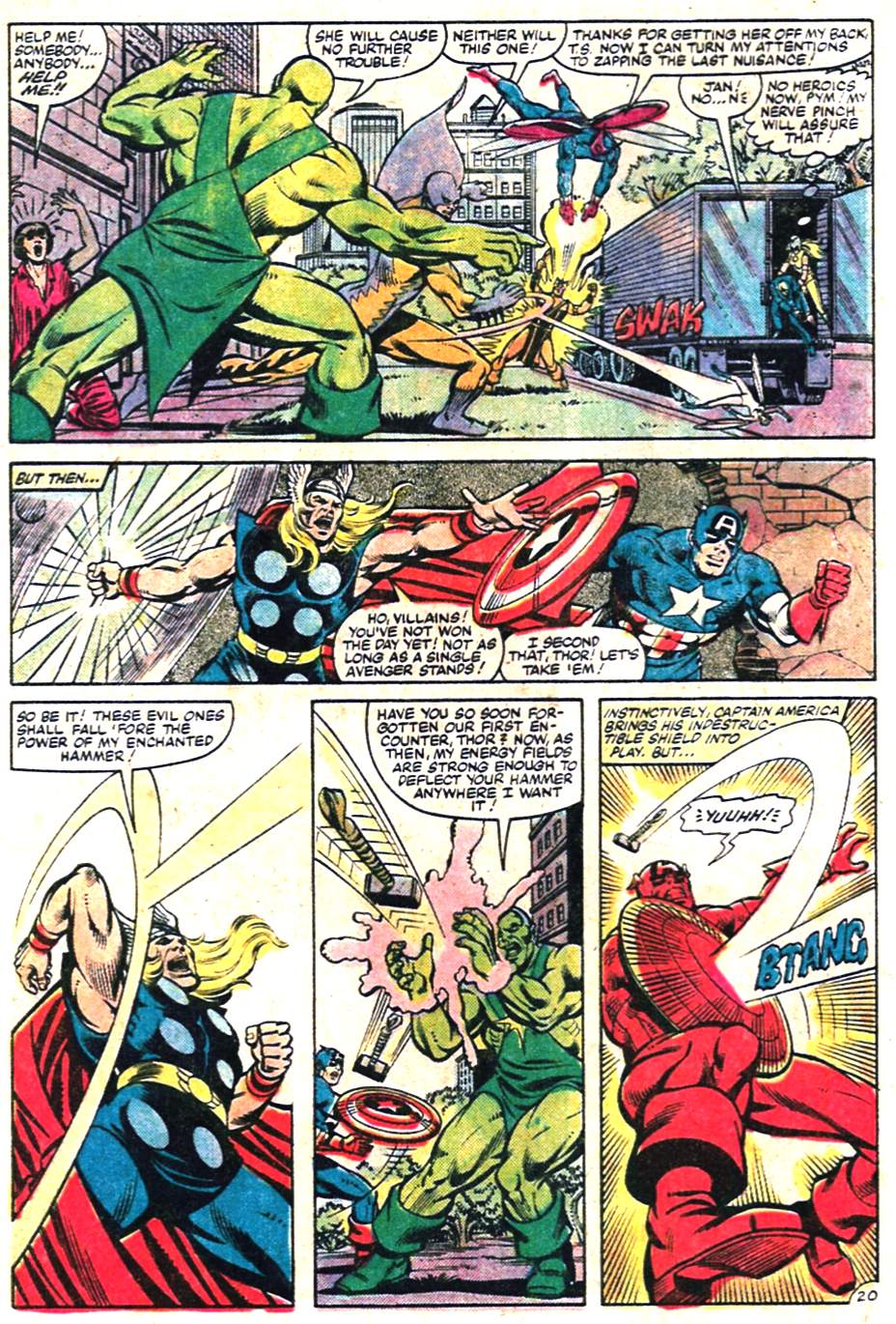 The Avengers (1963) 228 Page 20