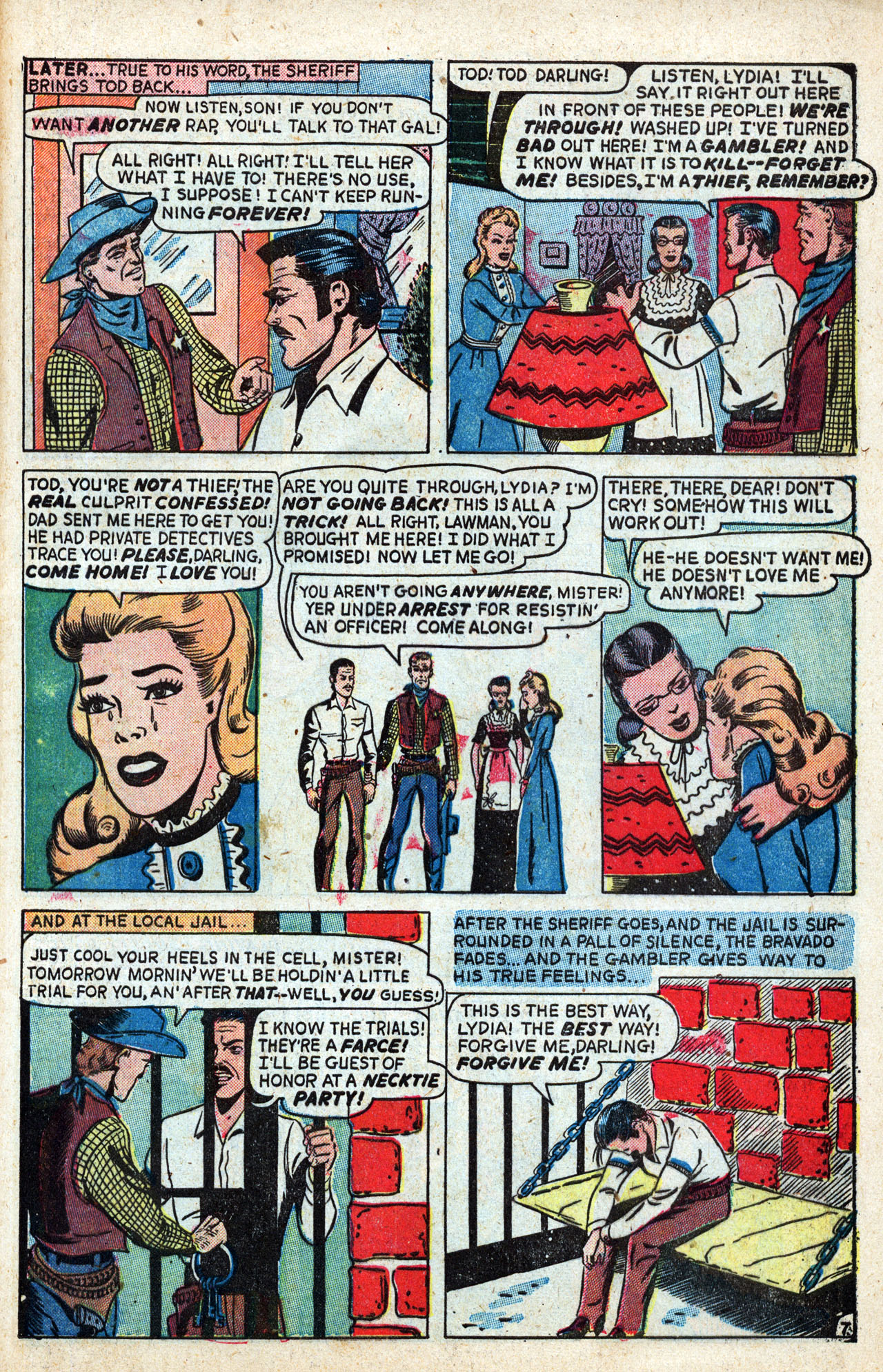 Read online Two-Gun Kid comic -  Issue #4 - 41