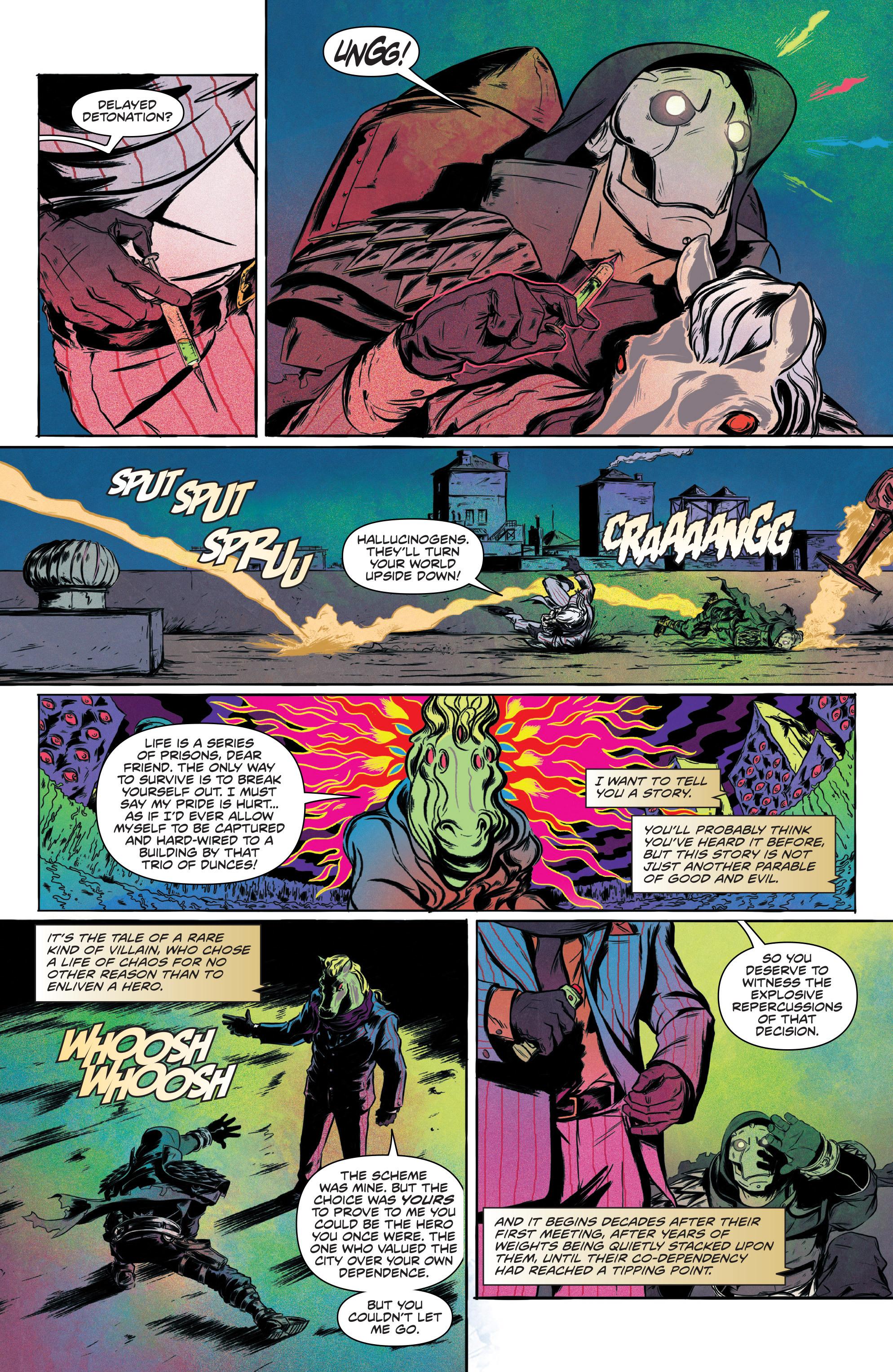 Read online Translucid comic -  Issue #1 - 22