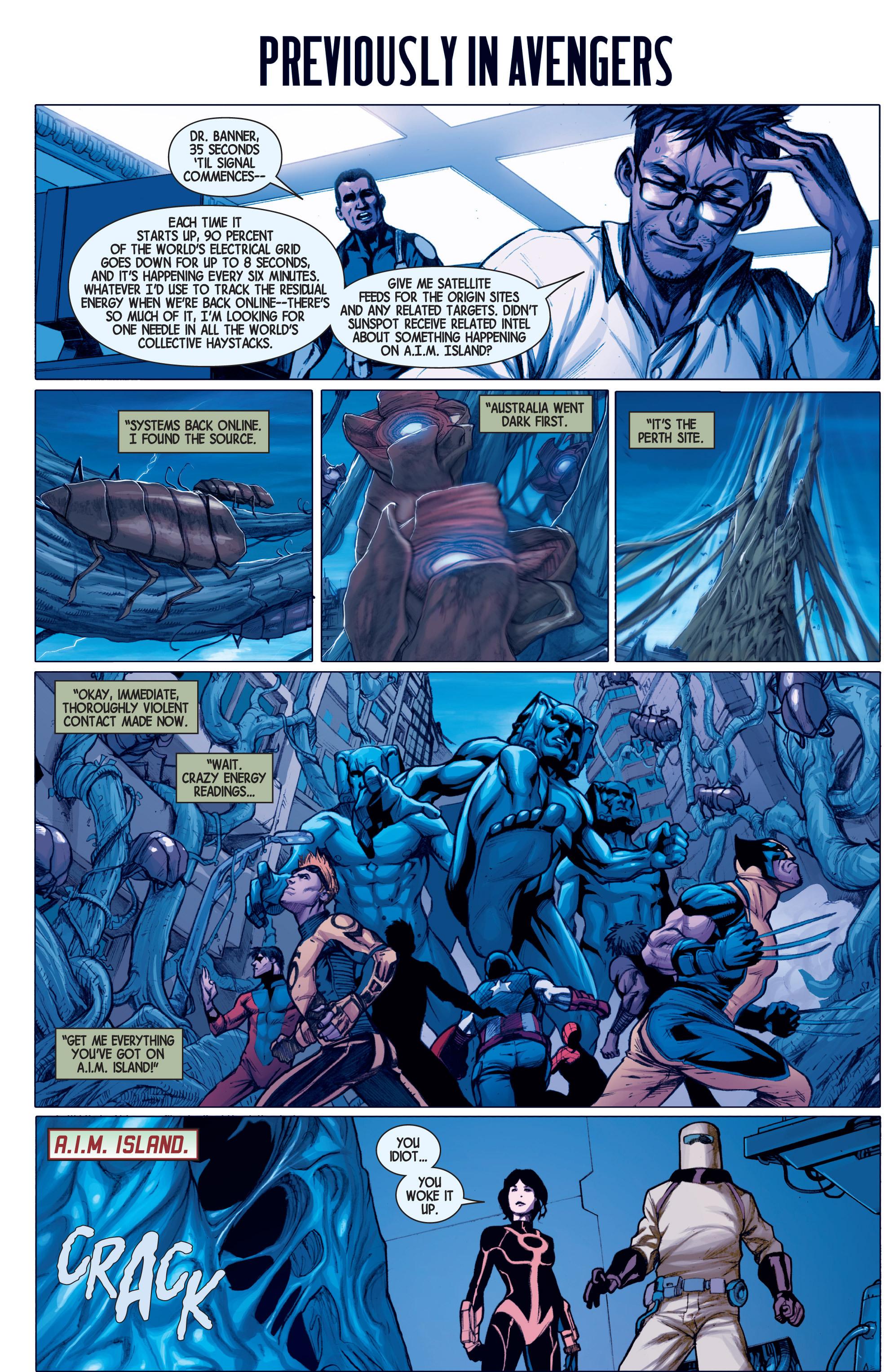 Read online Avengers (2013) comic -  Issue #Avengers (2013) _TPB 3 - 78