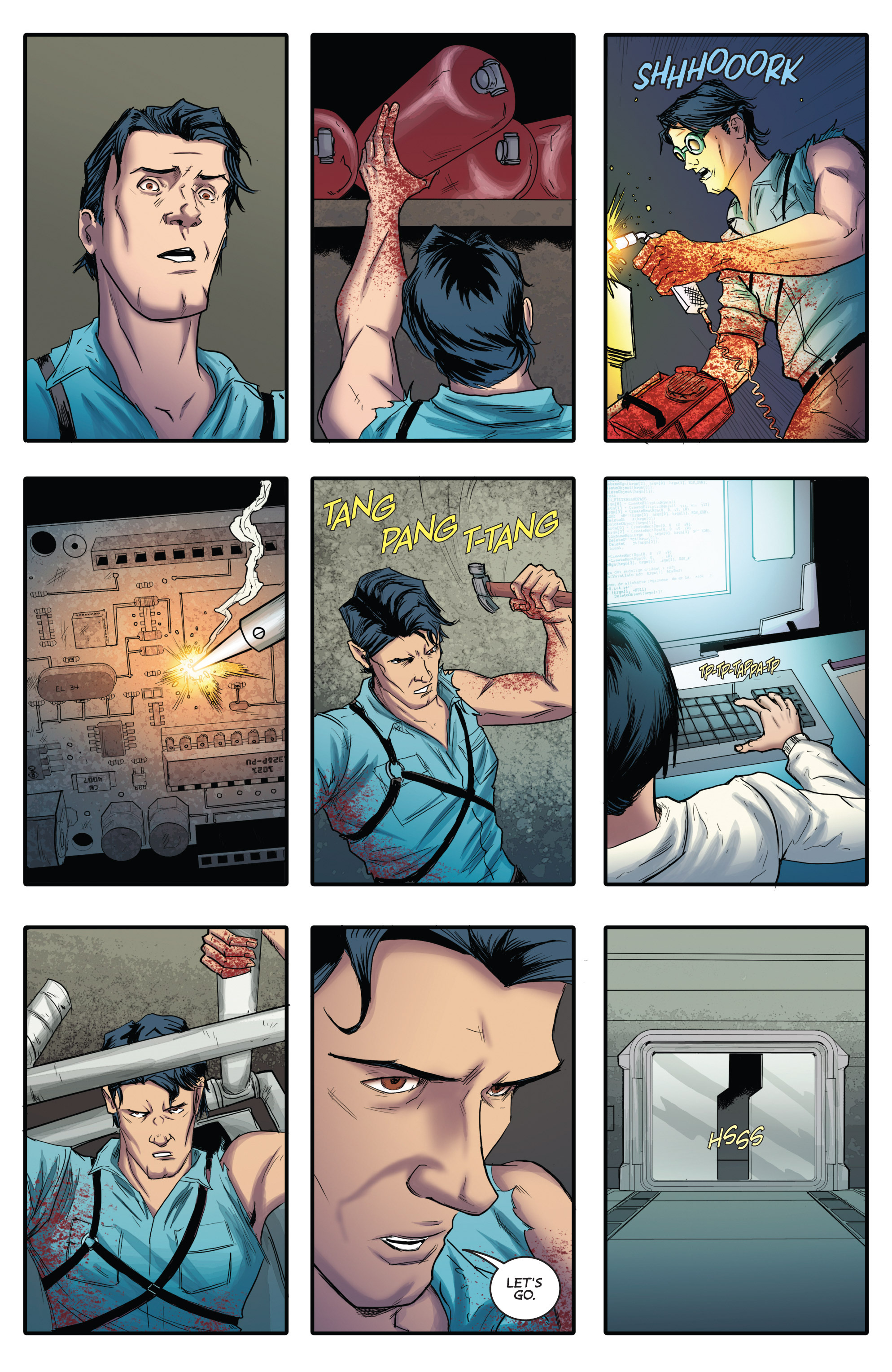 Read online Army of Darkness (2014) comic -  Issue #3 - 25
