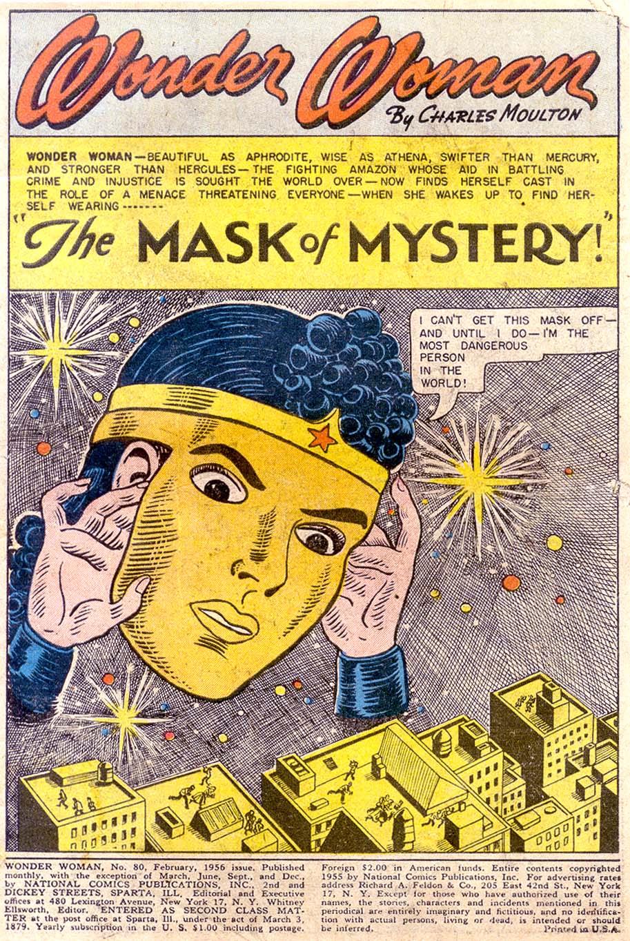 Read online Wonder Woman (1942) comic -  Issue #80 - 3