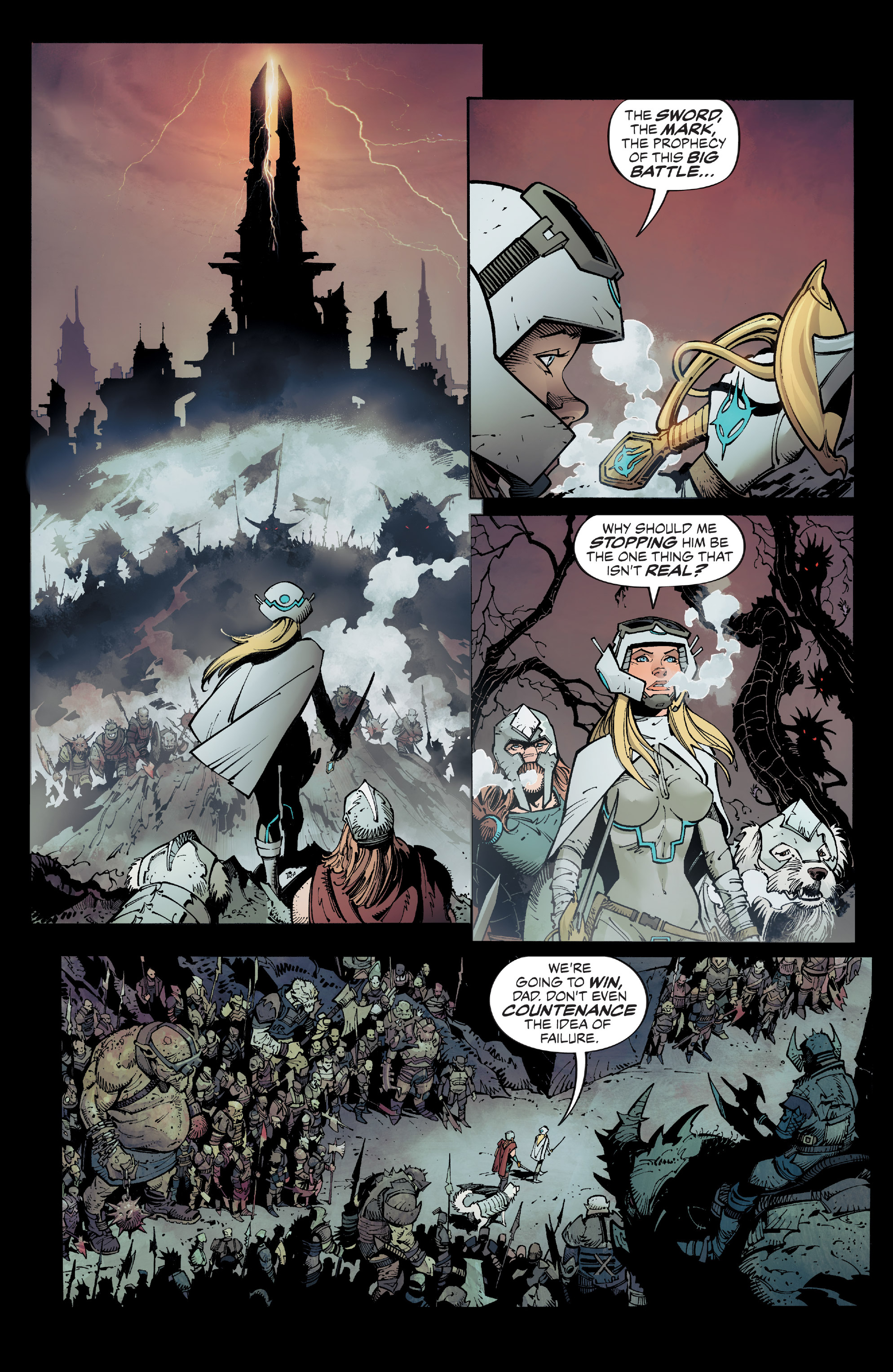 Read online Reborn comic -  Issue #6 - 9