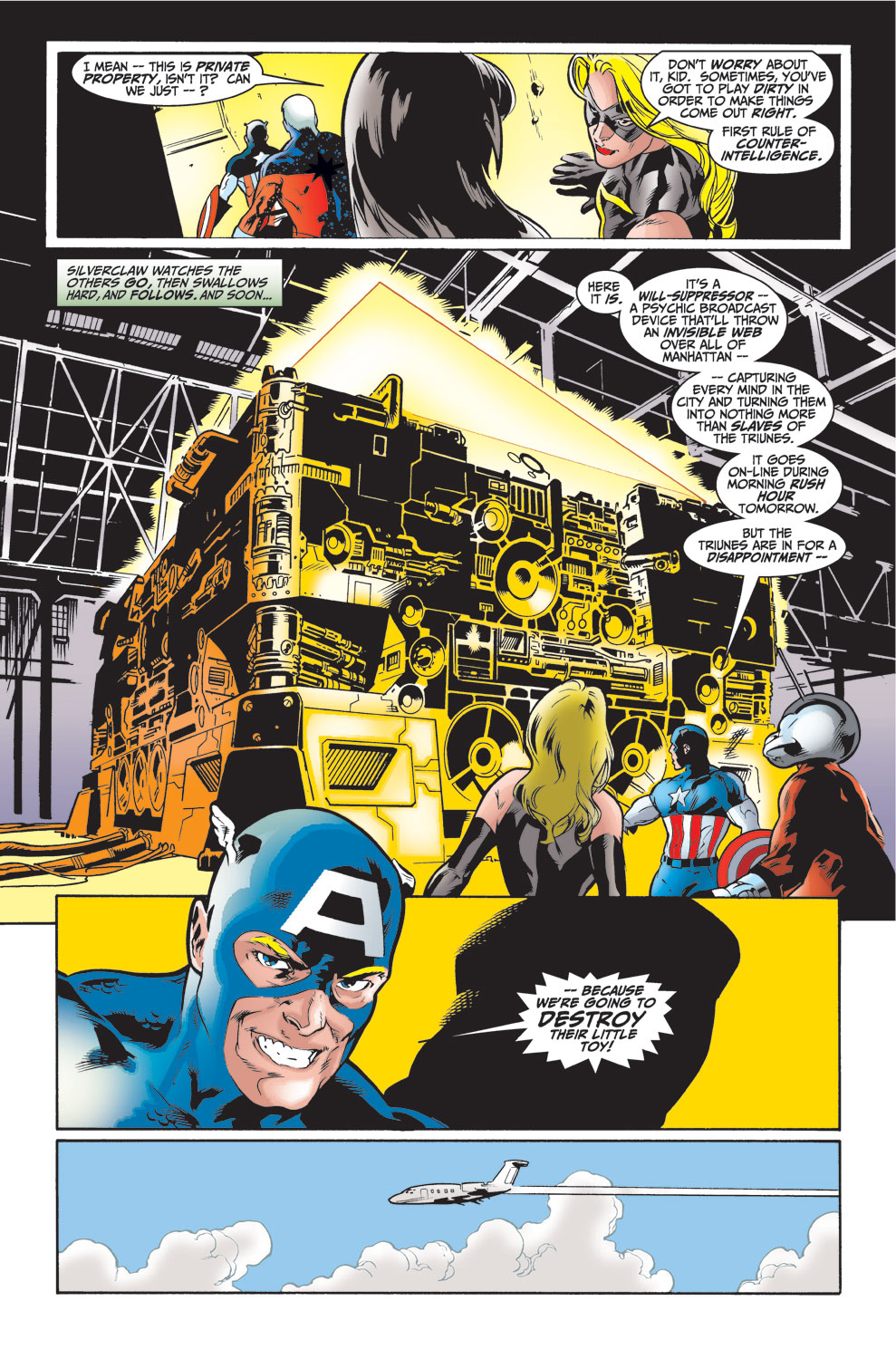 Read online Avengers (1998) comic -  Issue #26 - 12