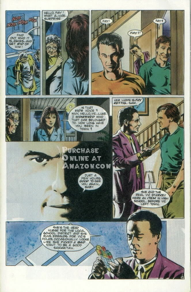 Read online Quantum Leap comic -  Issue #8 - 18