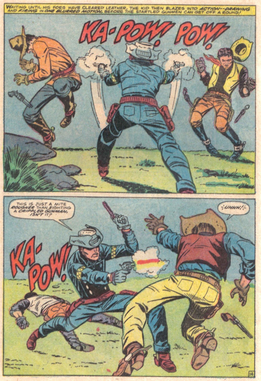 The Rawhide Kid (1955) issue 65 - Page 20