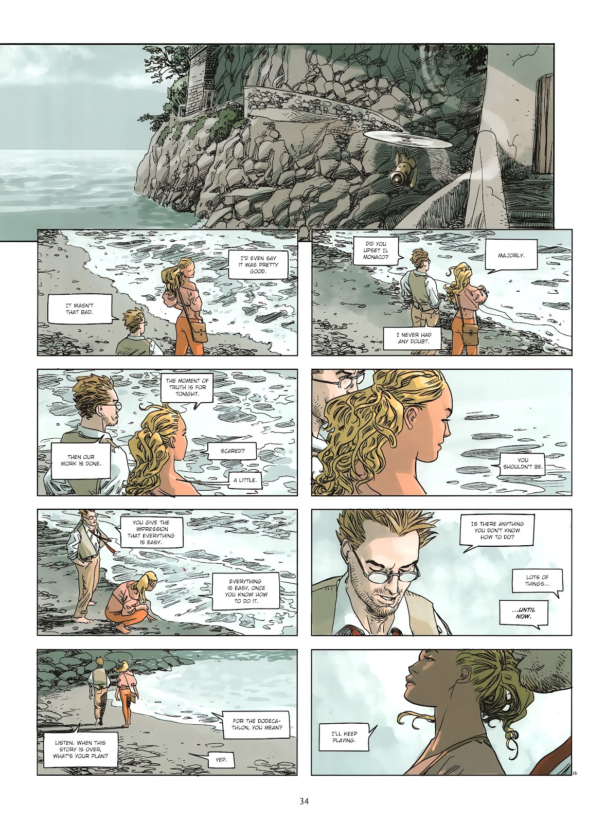 Read online Cutting Edge (2013) comic -  Issue #2 - 33