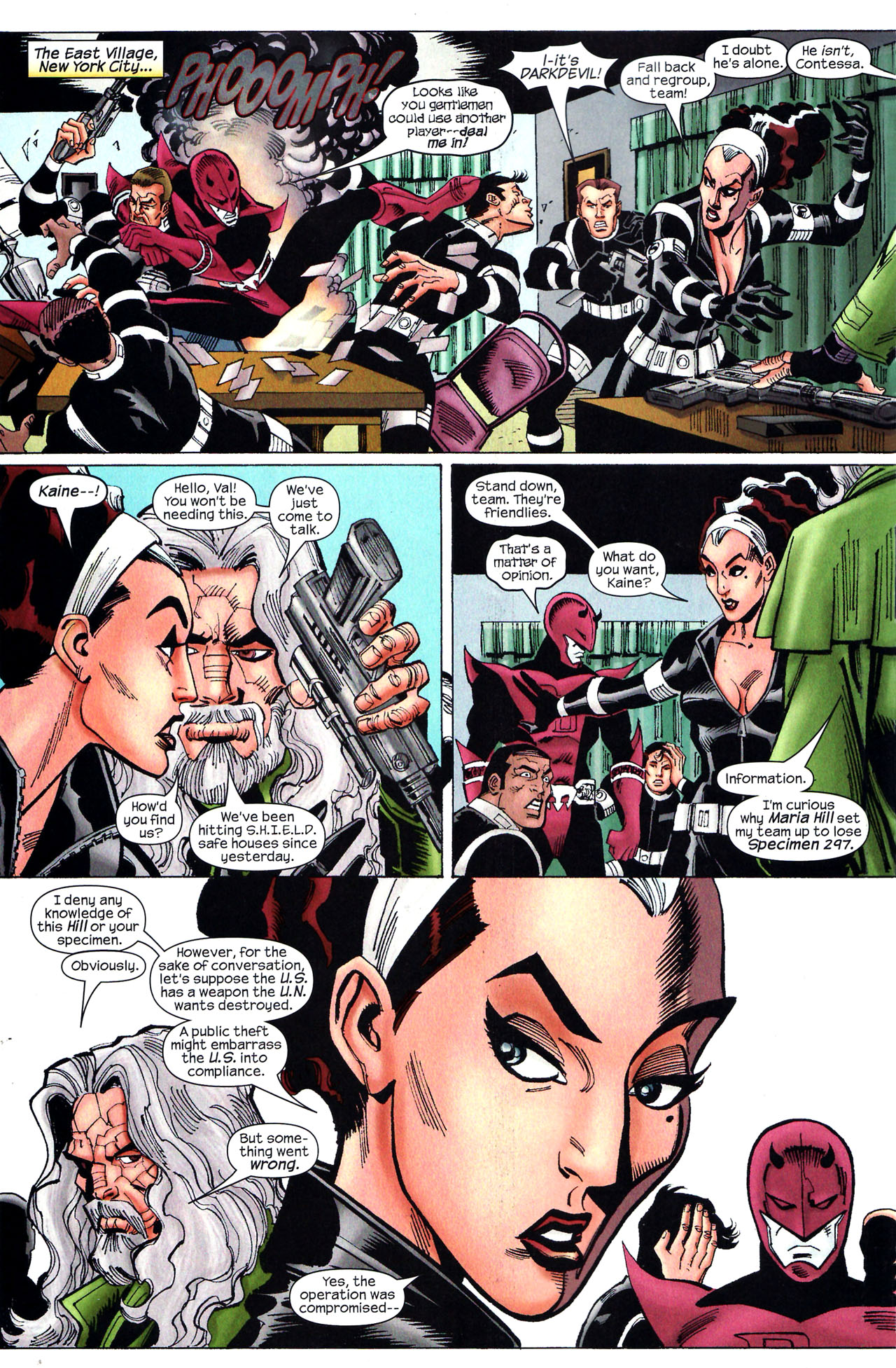 Read online Amazing Spider-Girl comic -  Issue #12 - 13