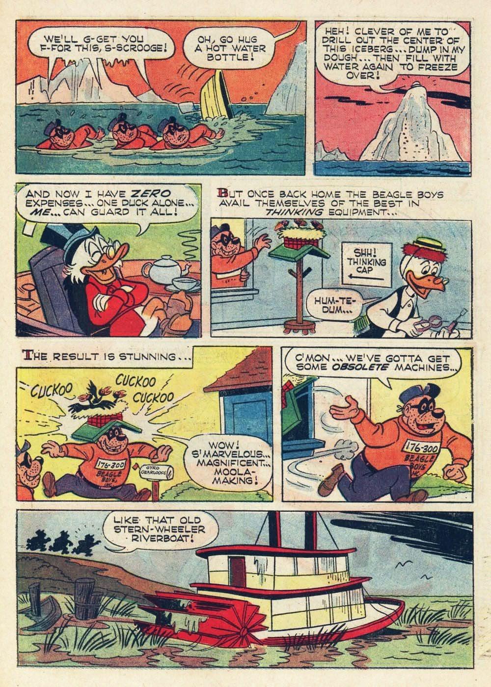 Walt Disney THE BEAGLE BOYS issue 6 - Page 23