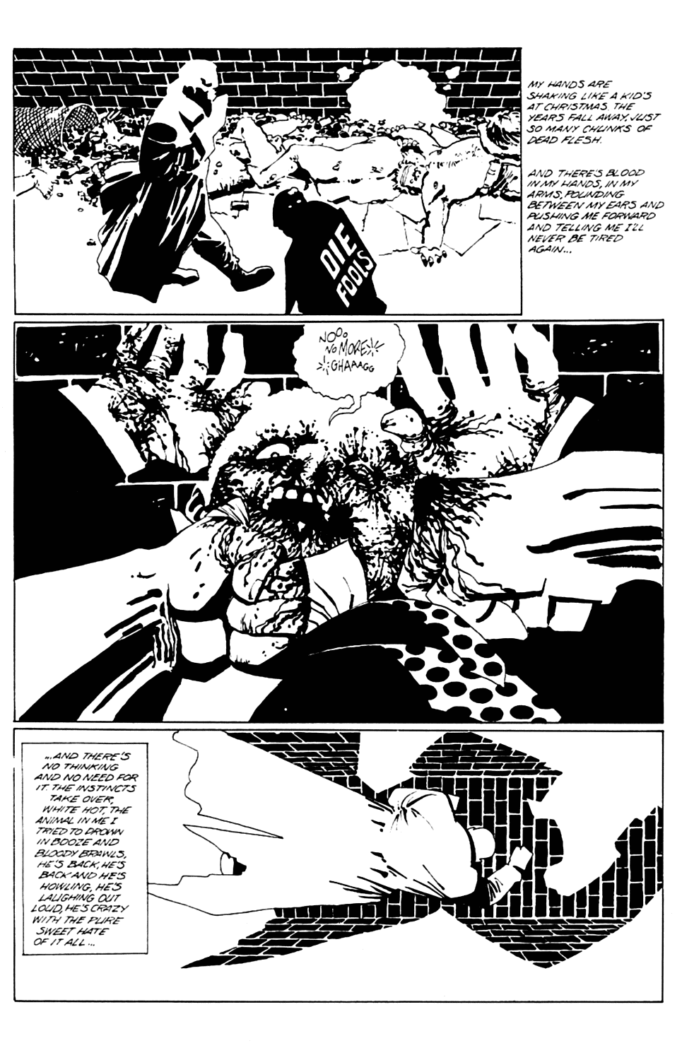 Read online Sin City comic -  Issue #6 - 4