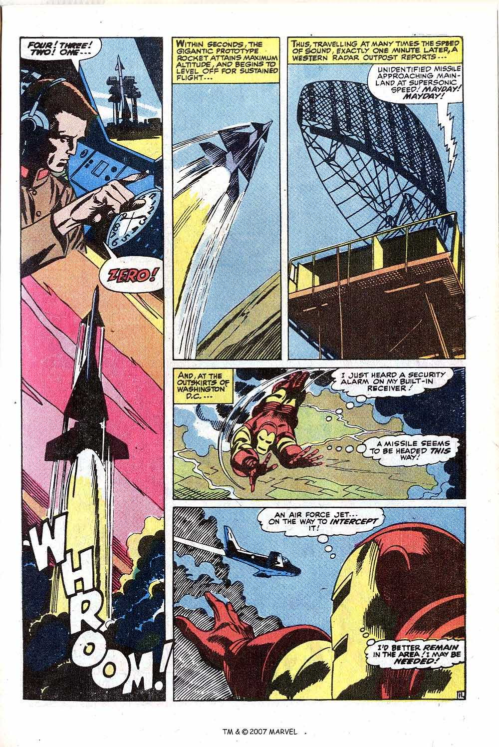 Iron Man Annual issue 2 - Page 29