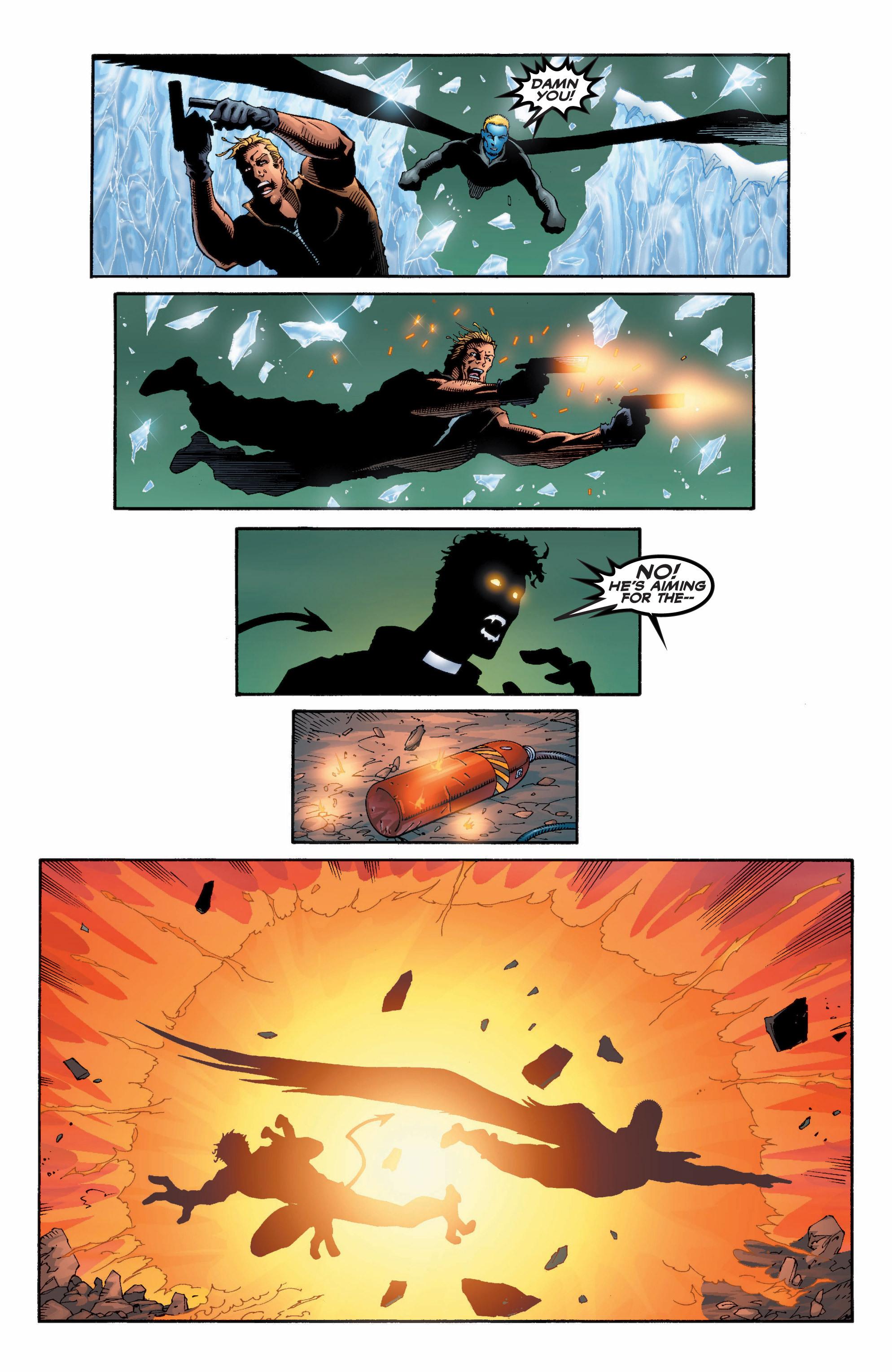 Read online Uncanny X-Men (1963) comic -  Issue #396 - 20