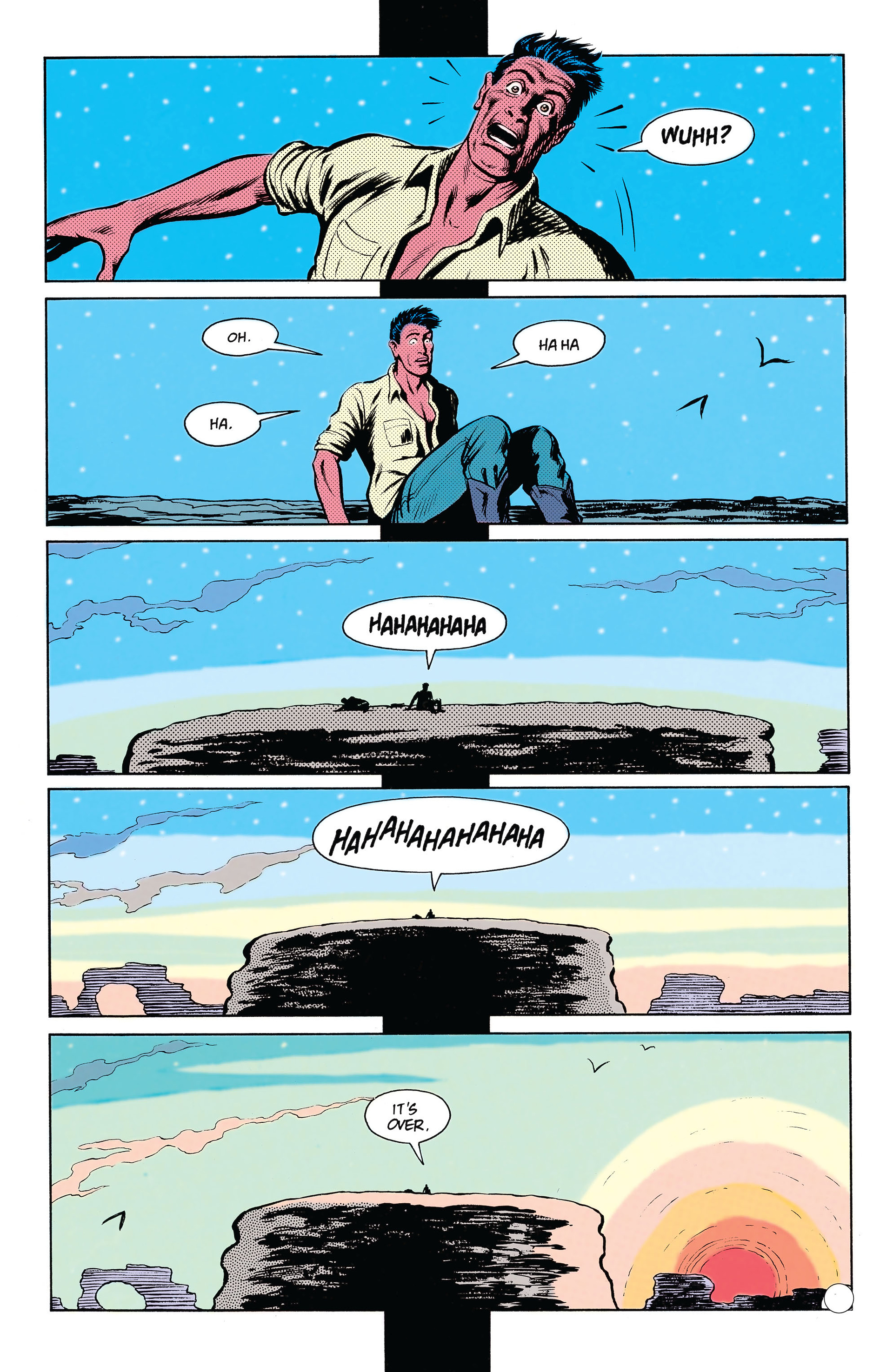 Read online Animal Man (1988) comic -  Issue #19 - 21