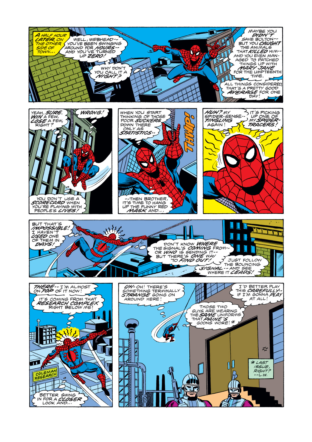 The Amazing Spider-Man (1963) 154 Page 8