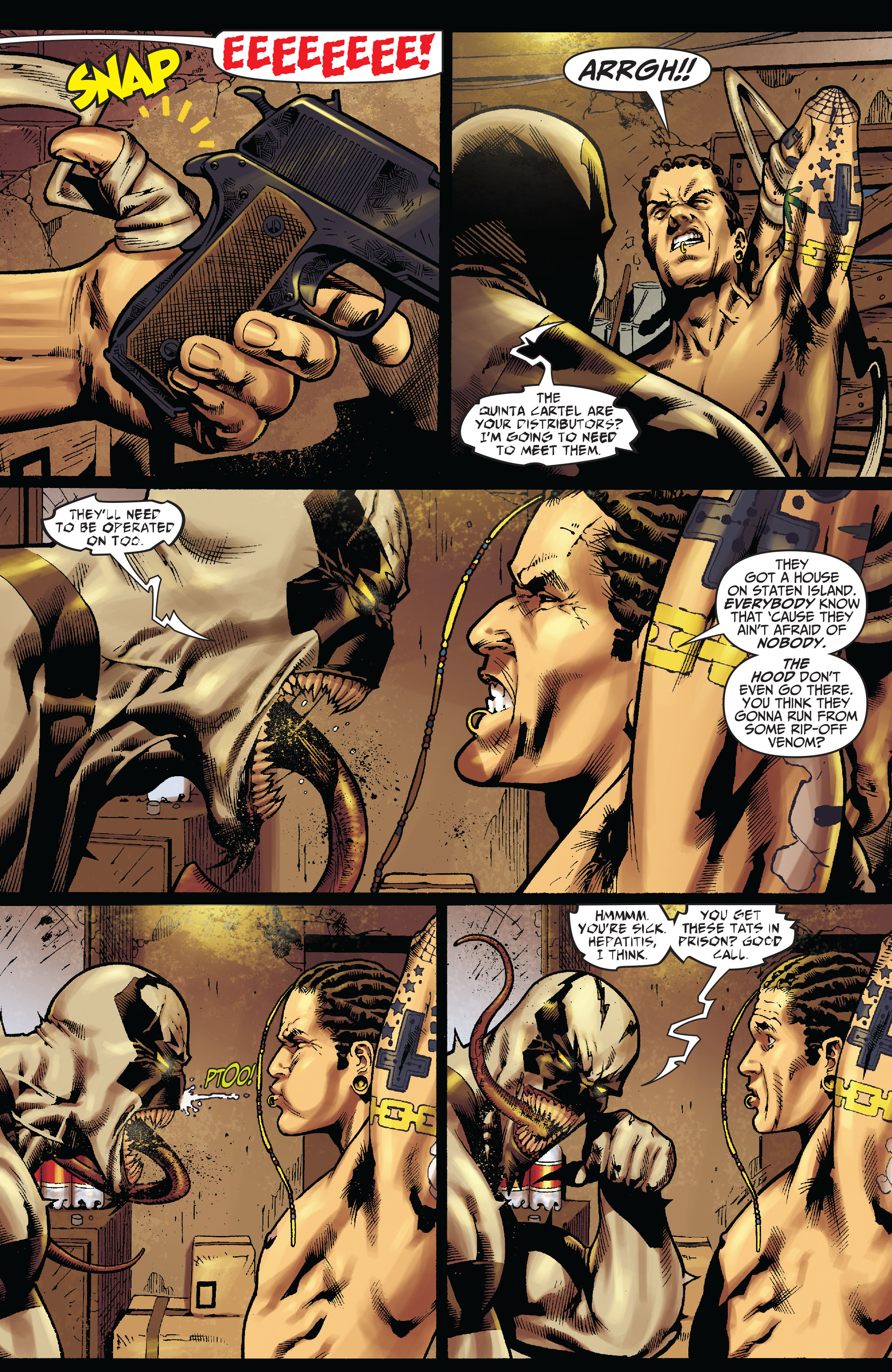 Read online Amazing Spider-Man Presents: Anti-Venom - New Ways To Live comic -  Issue #1 - 10