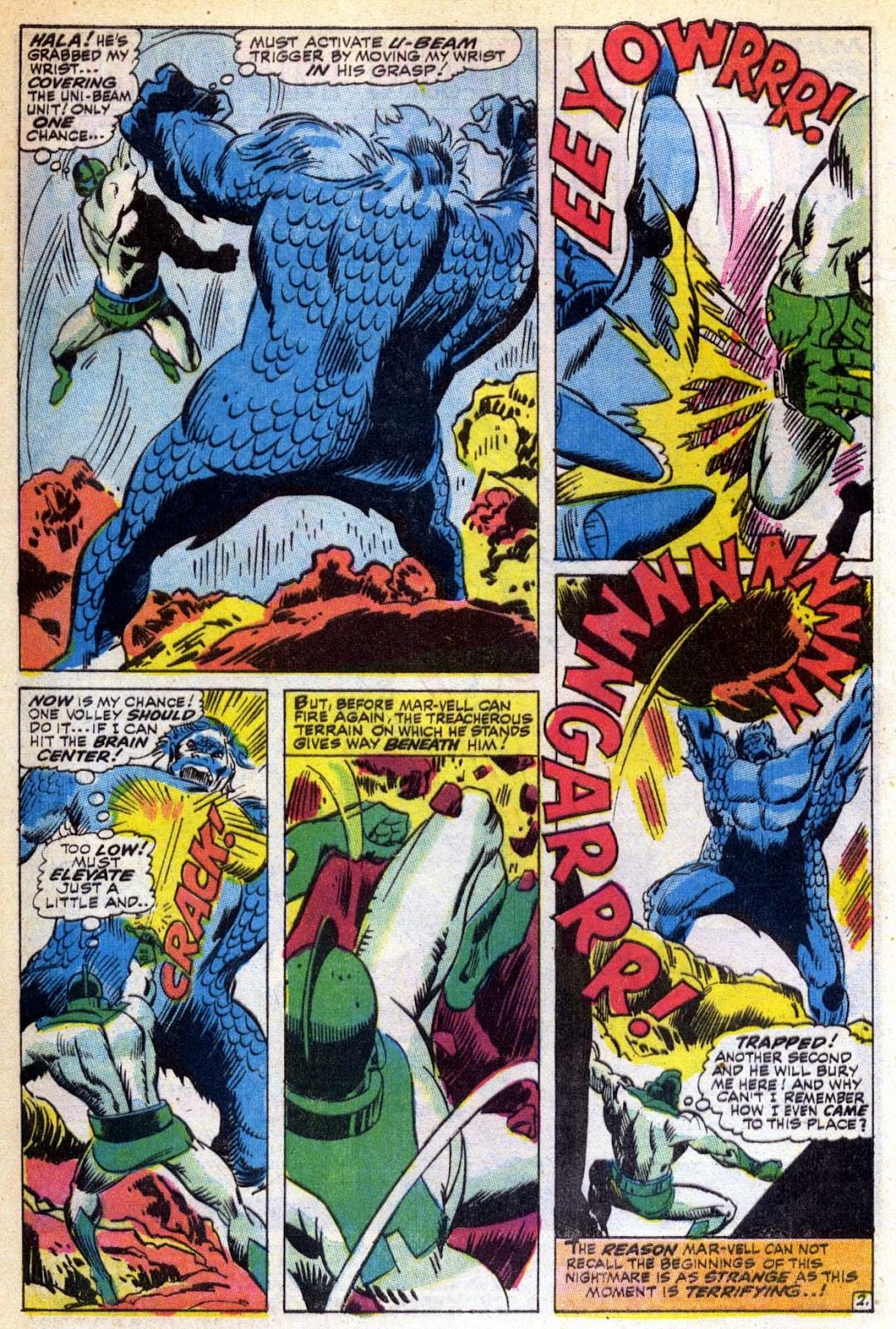 Captain Marvel (1968) Issue #6 #6 - English 3