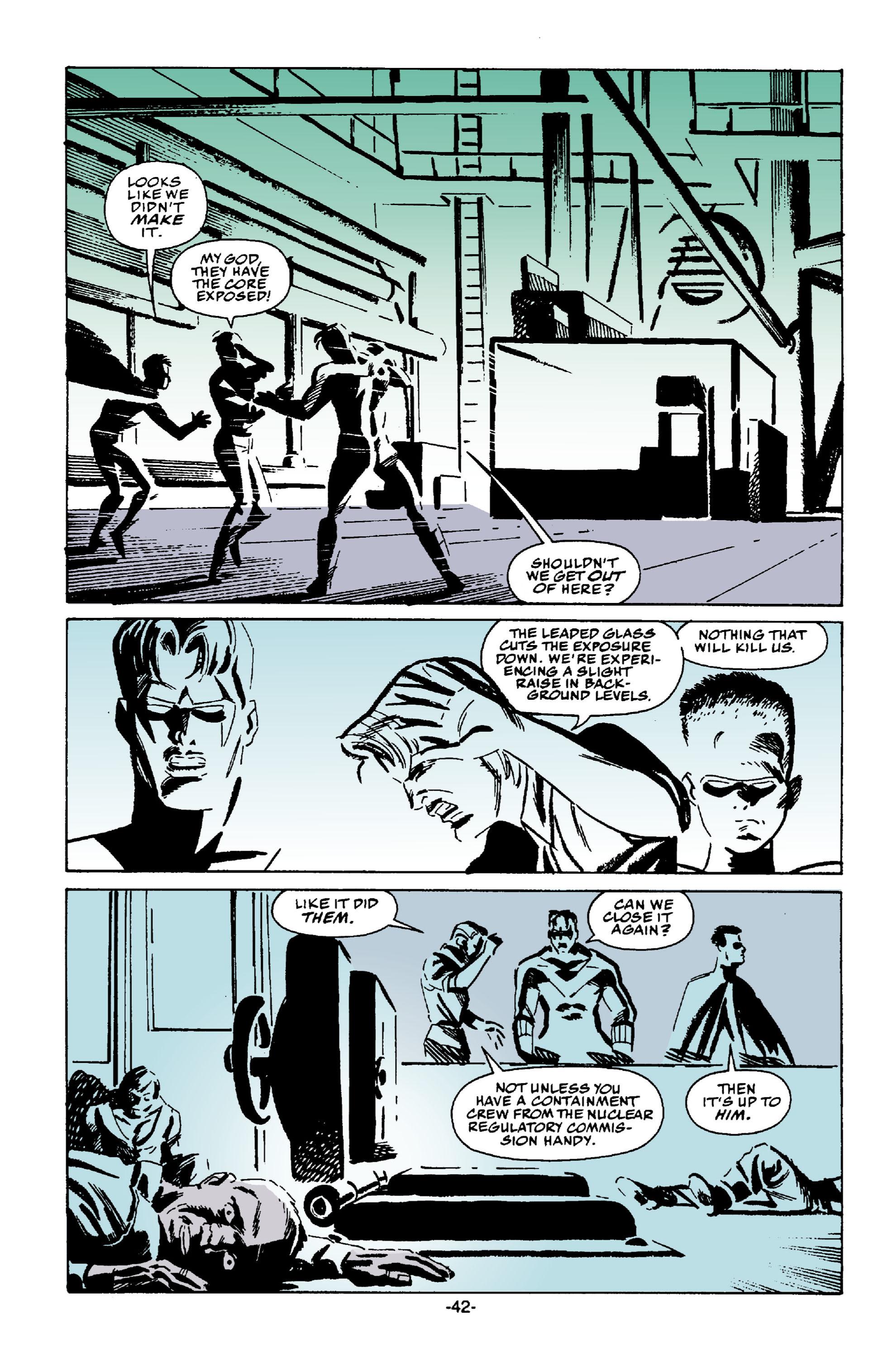 Read online Batman: Bane comic -  Issue # Full - 43