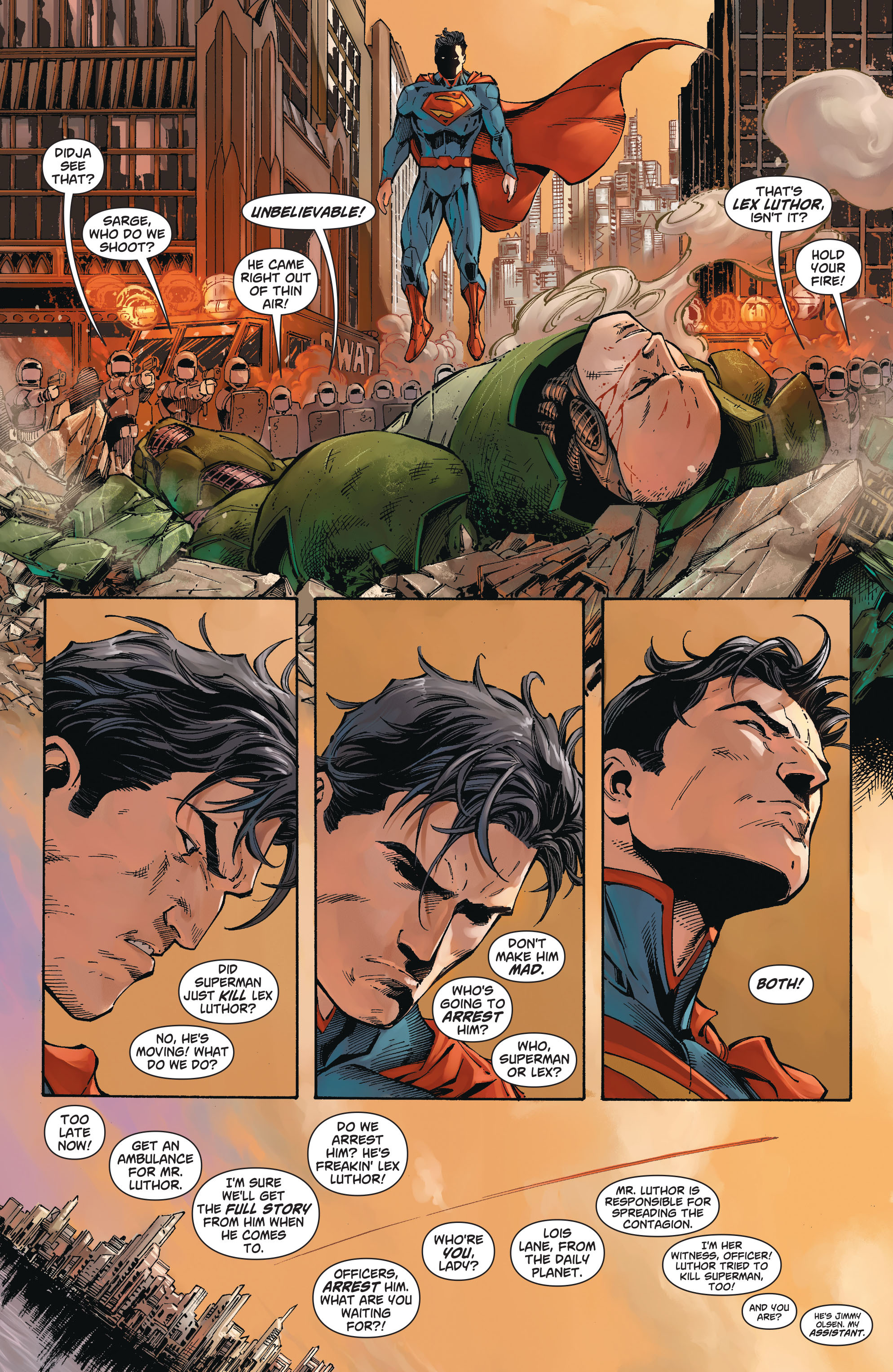 Read online Action Comics (2011) comic -  Issue #21 - 18