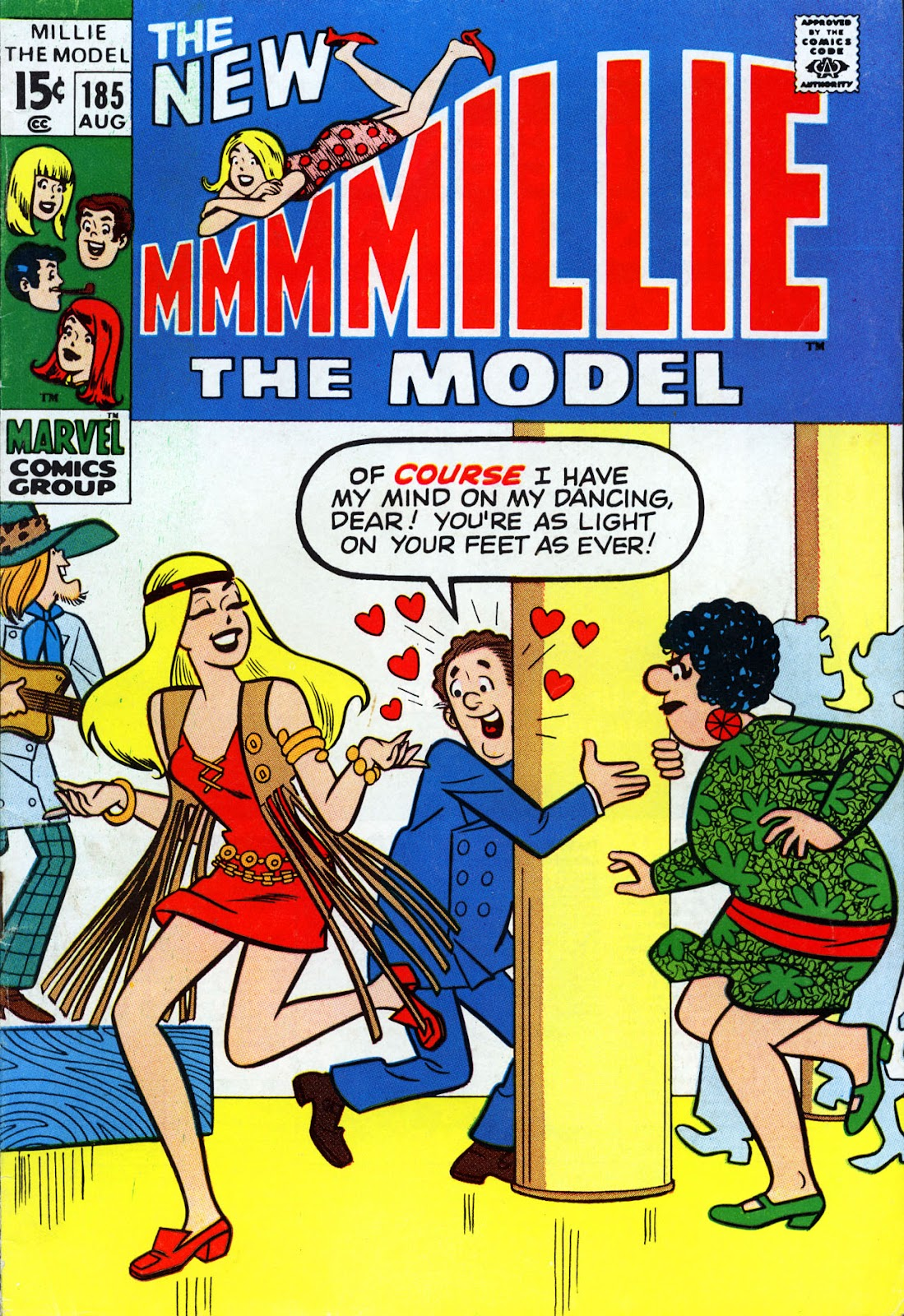 Millie the Model issue 185 - Page 1