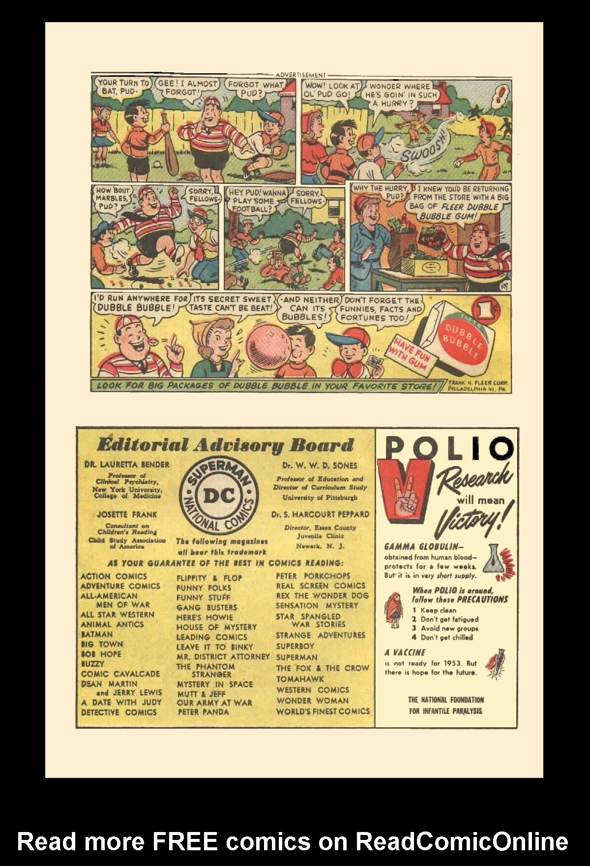 Read online All-Star Western (1951) comic -  Issue #72 - 10