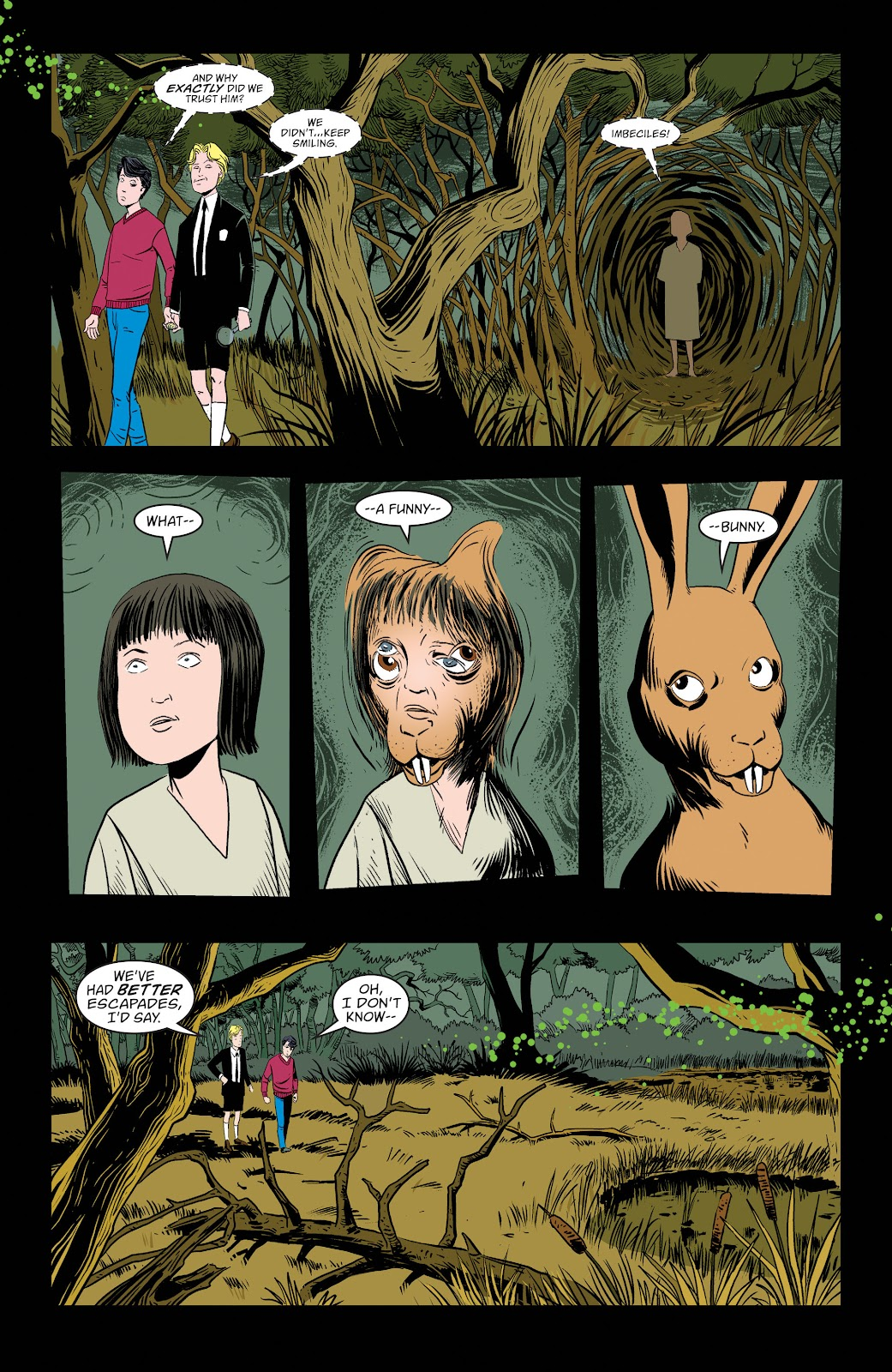 Read online The Children's Crusade comic -  Issue # _TPB (Part 1) - 70