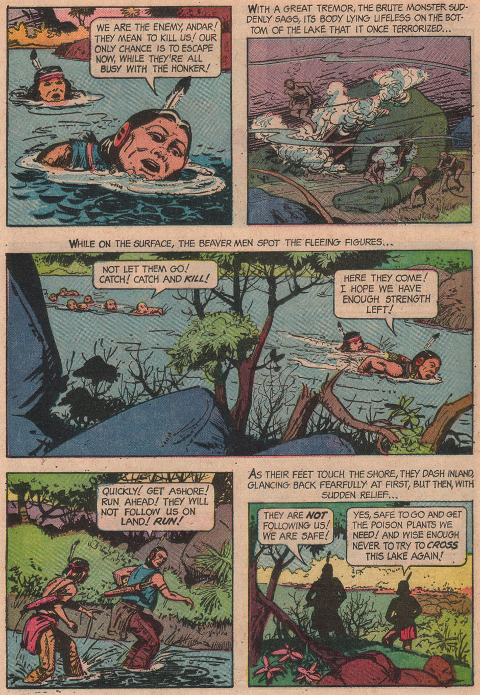 Read online Turok, Son of Stone comic -  Issue #51 - 16