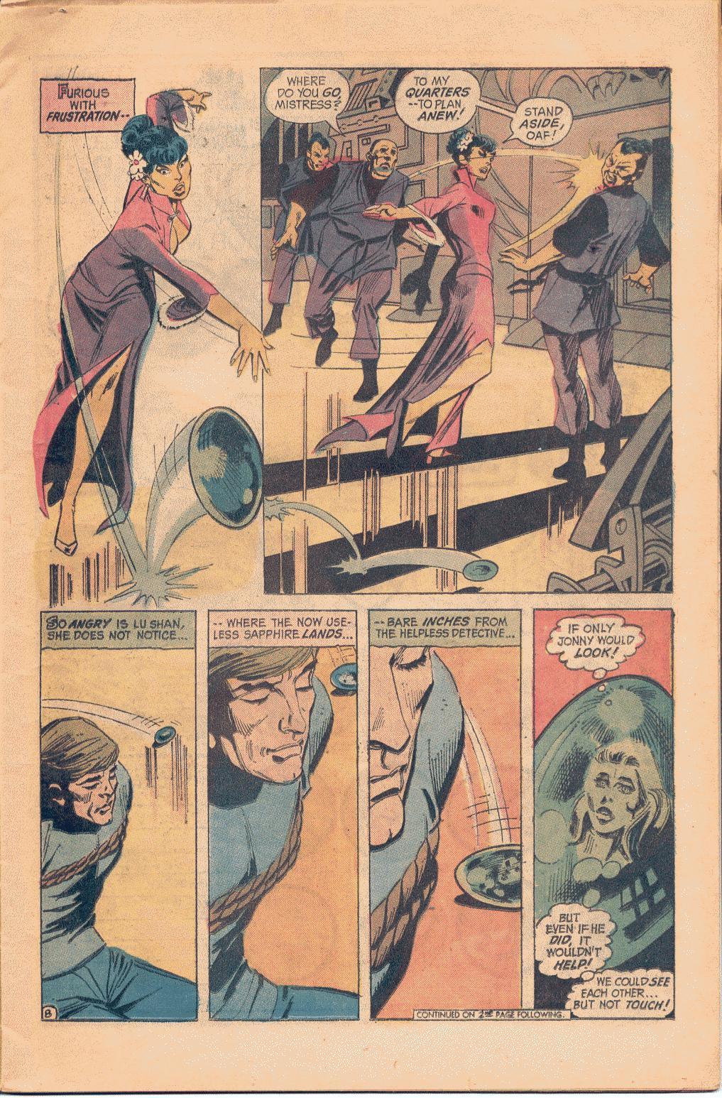 Read online Wonder Woman (1942) comic -  Issue #202 - 9