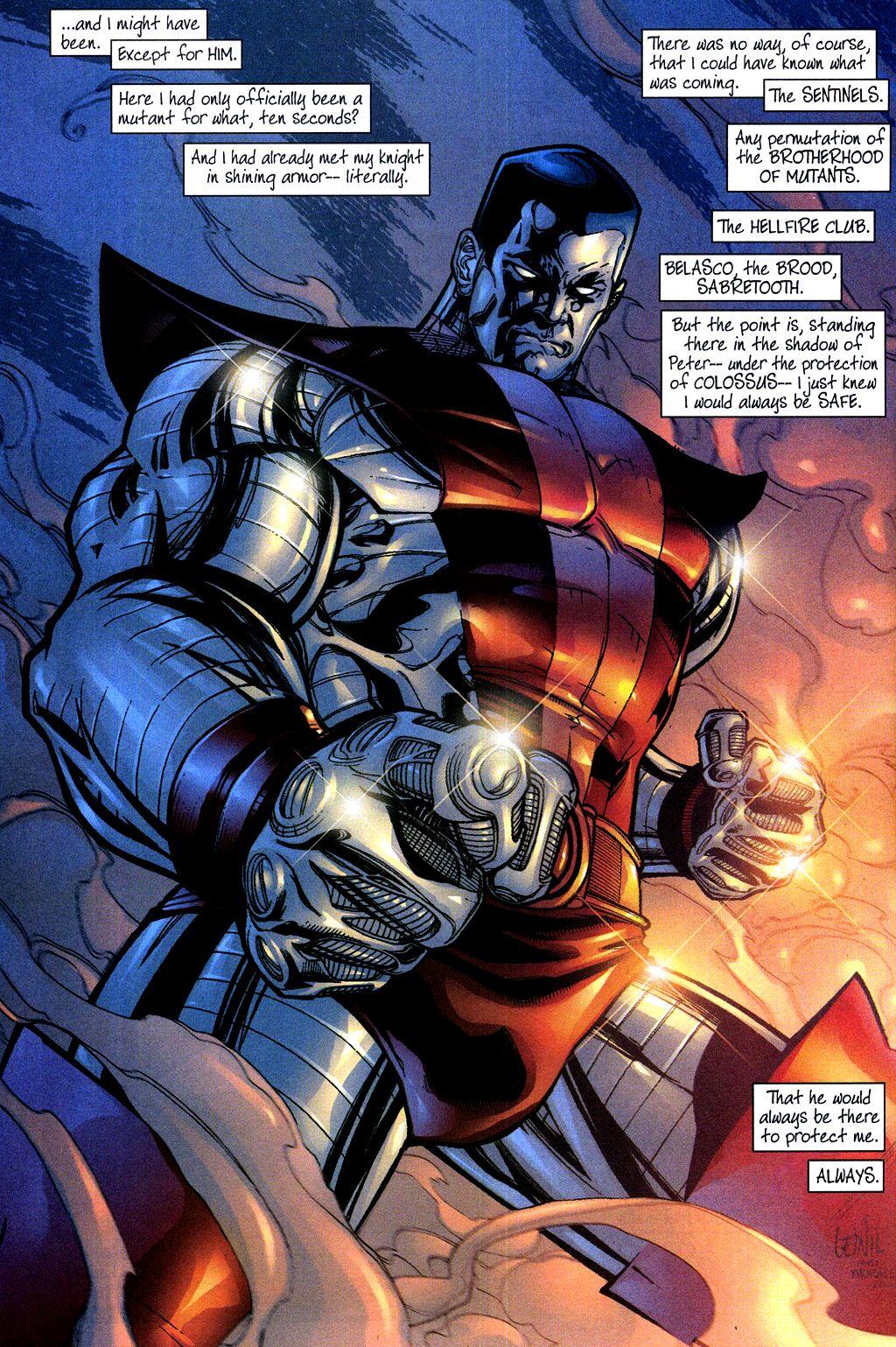 X-Men (1991) 110 Page 3